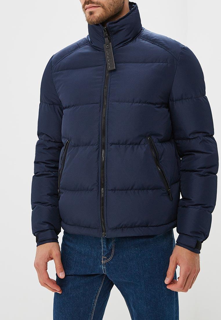 Утепленная куртка Trussardi (Труссарди) 32s00120