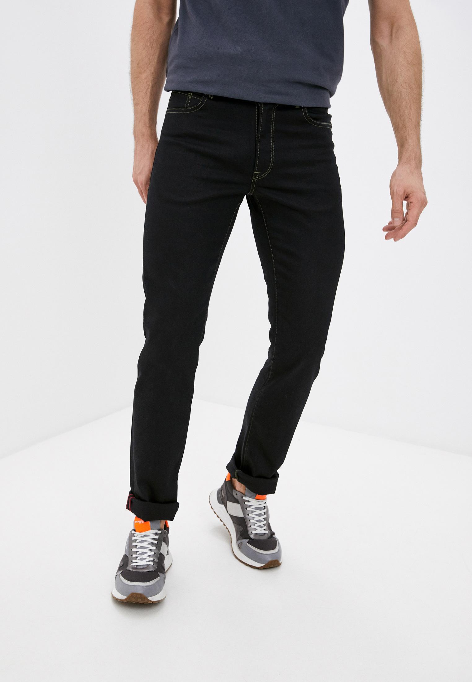 Мужские прямые джинсы Trussardi (Труссарди) 52J00001-1T001491-B-003