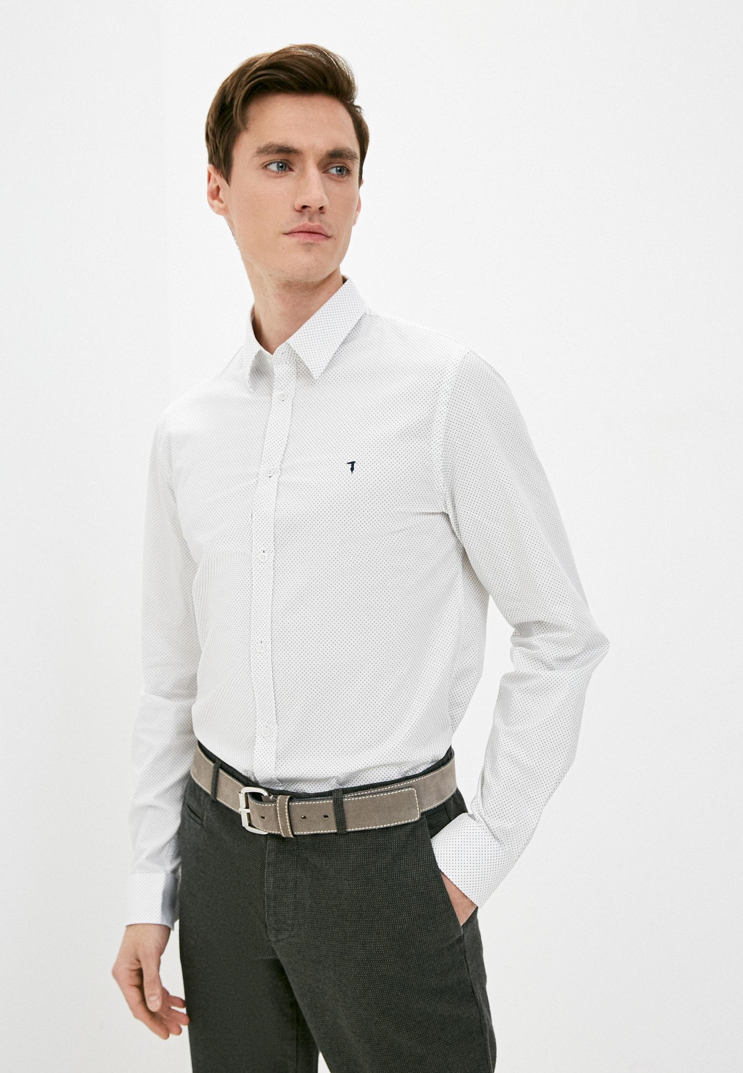 Рубашка с длинным рукавом Trussardi 52C00058-1T002235