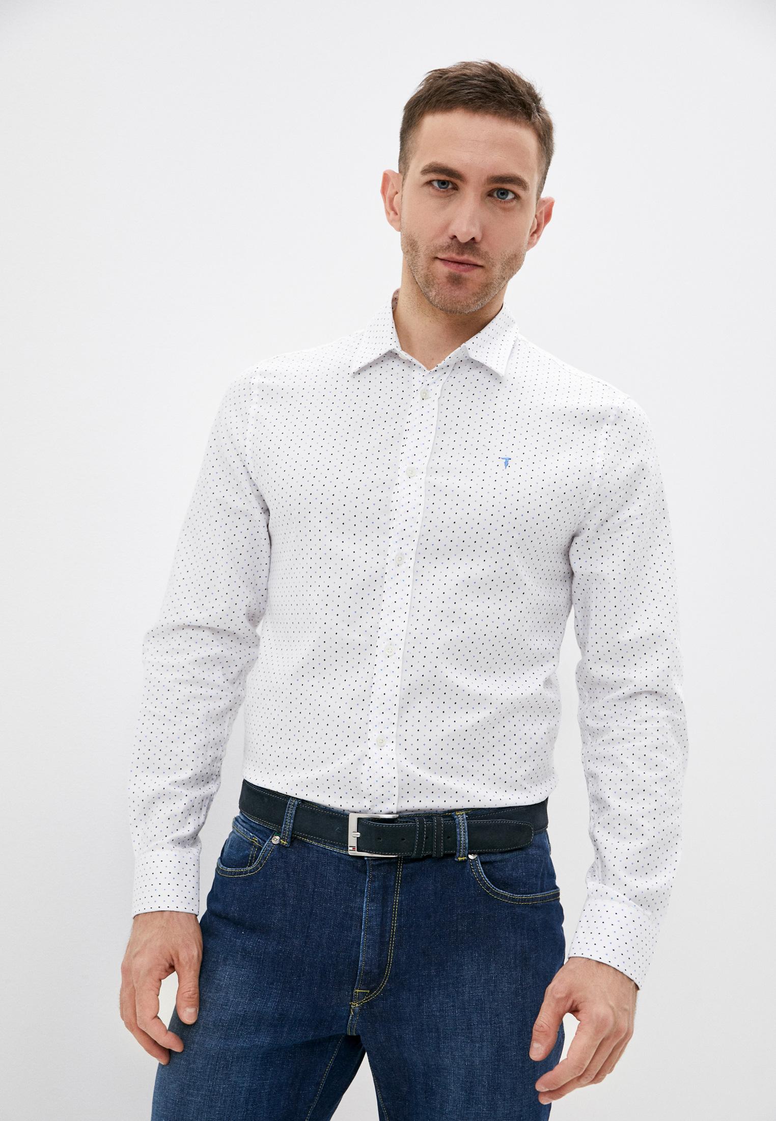 Рубашка с длинным рукавом Trussardi (Труссарди) 52C00063-1T002238
