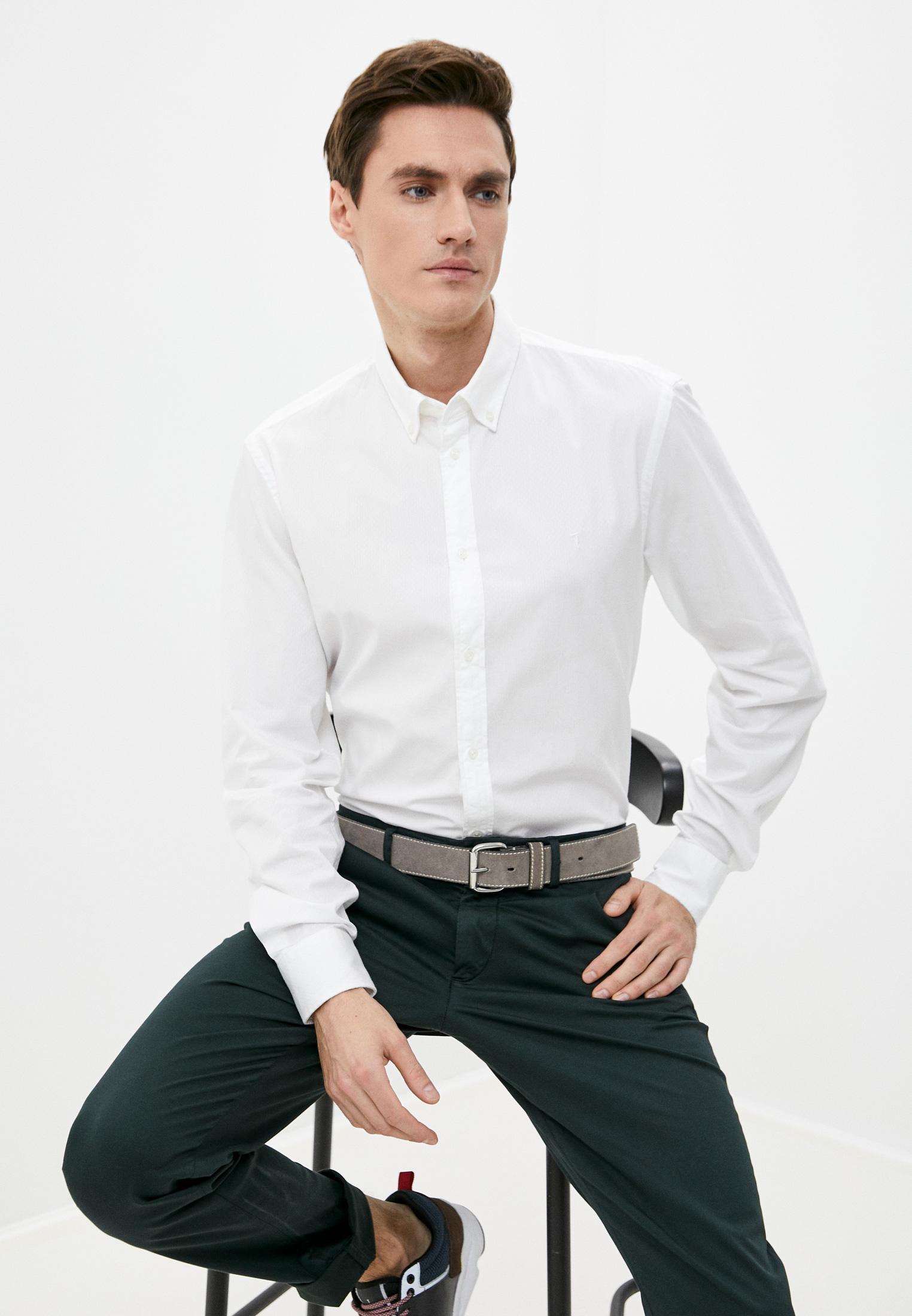 Рубашка с длинным рукавом Trussardi (Труссарди) 52C00069-1T002243