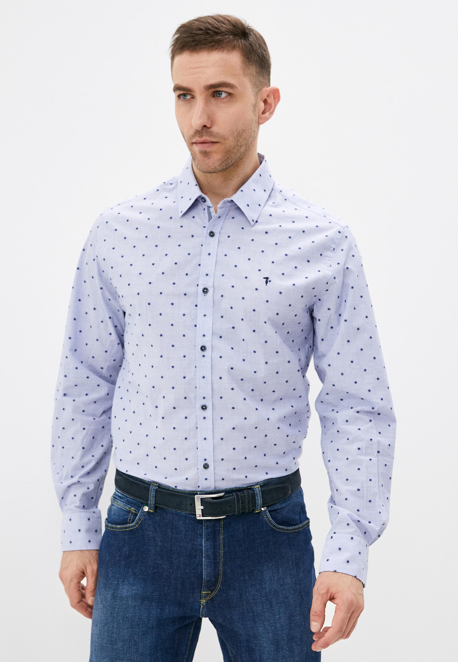 Рубашка с длинным рукавом Trussardi (Труссарди) 52C00075-1T002245