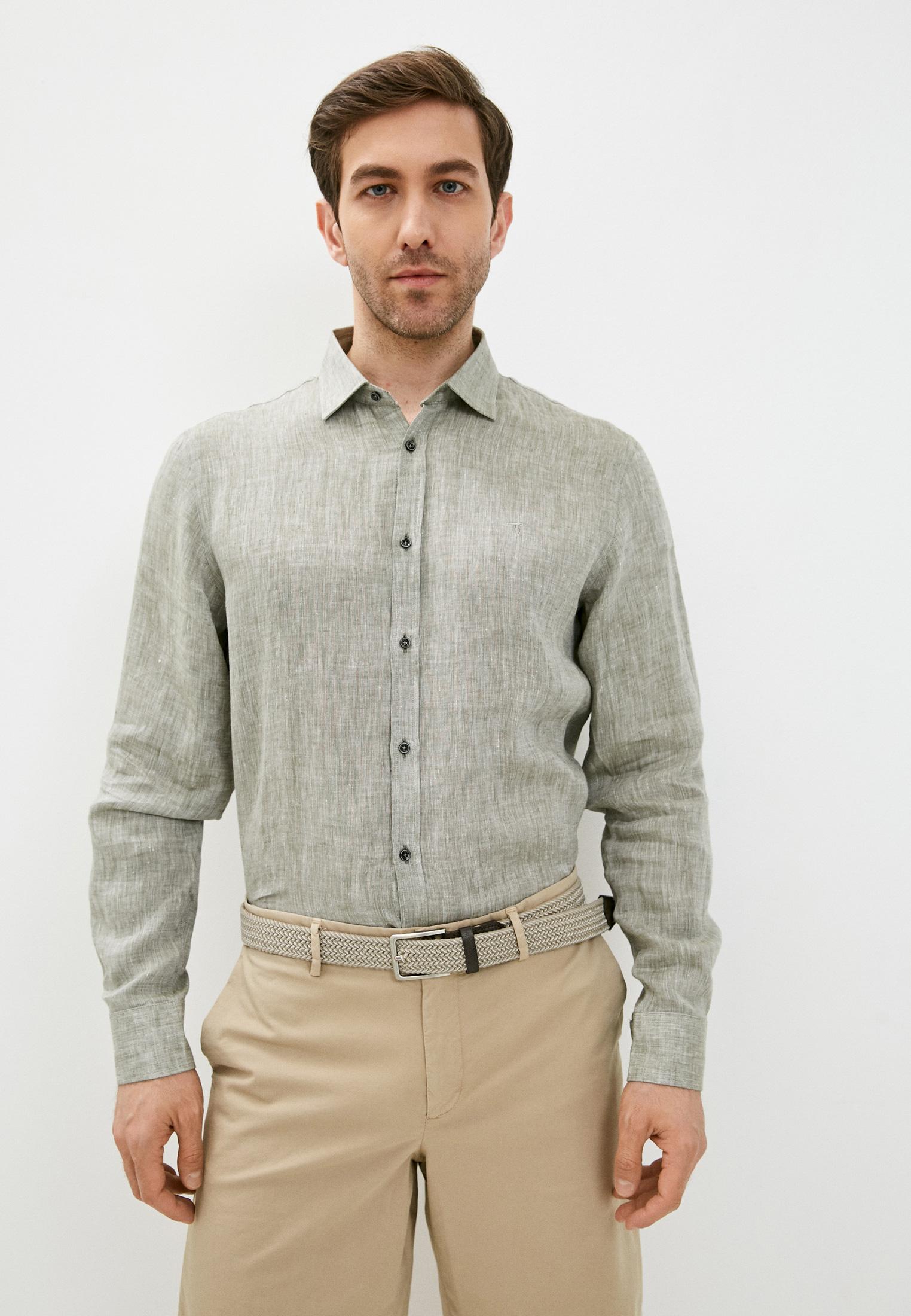 Рубашка с длинным рукавом Trussardi Рубашка Trussardi