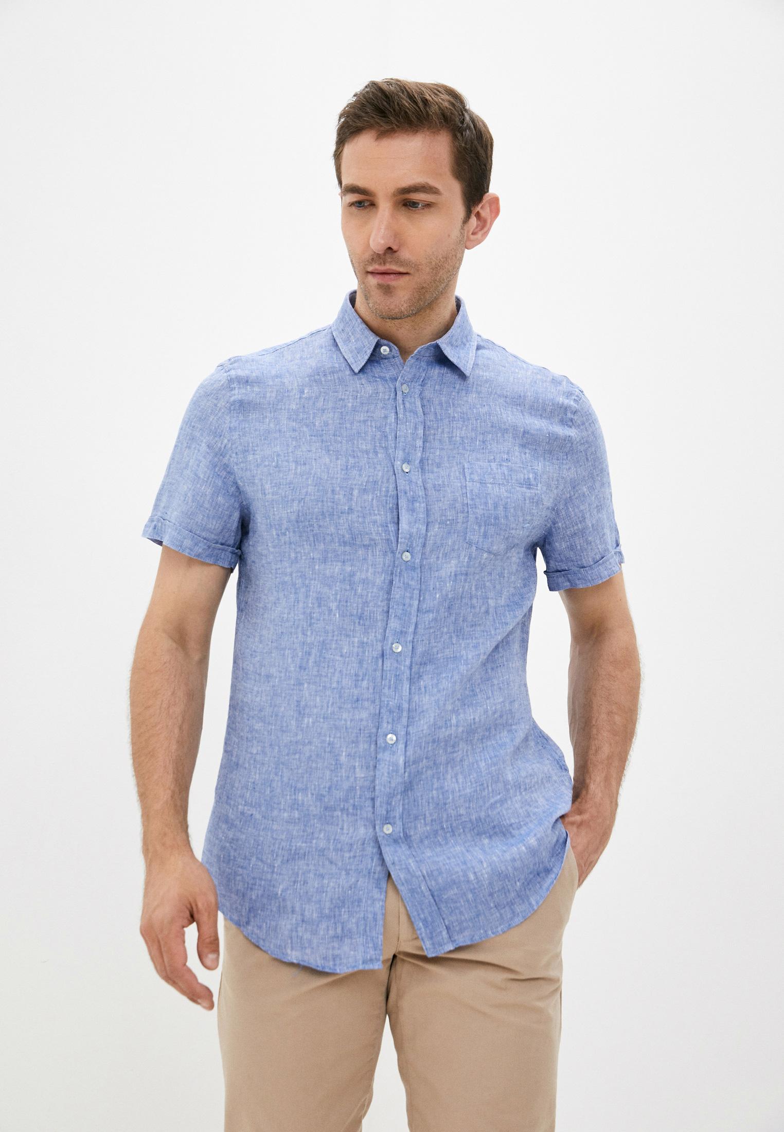 Рубашка с коротким рукавом Trussardi (Труссарди) 52C00079-1T002248