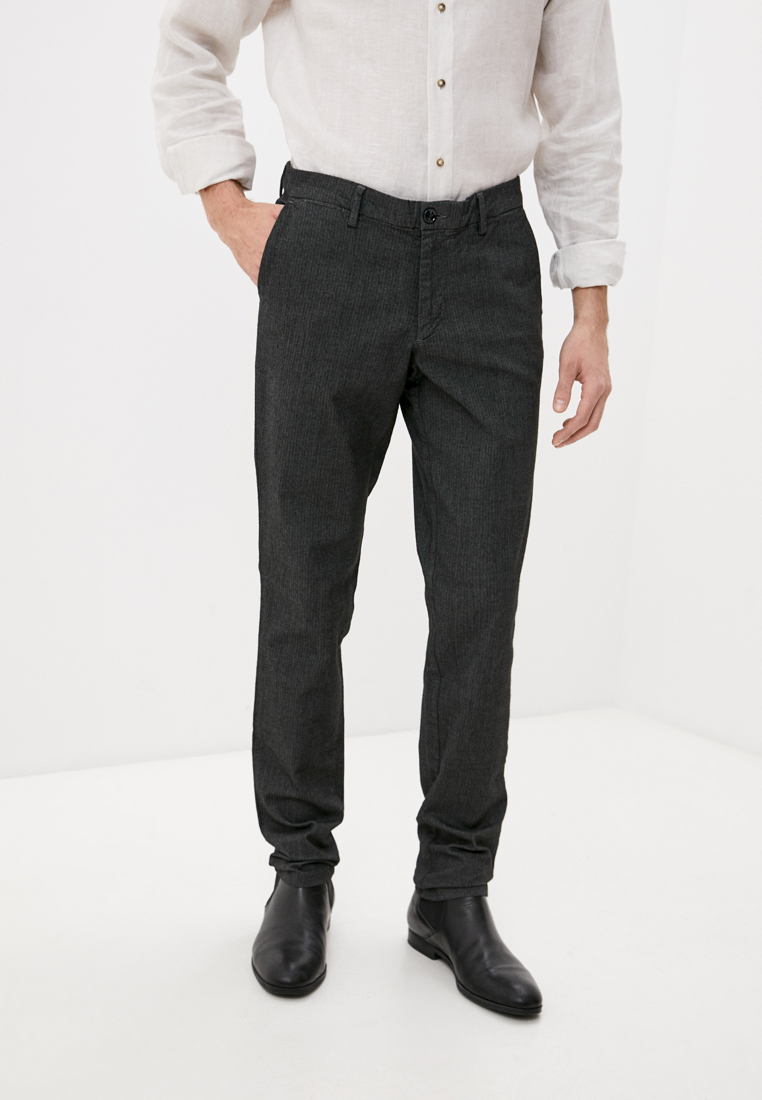 Мужские повседневные брюки Trussardi (Труссарди) 52P00000-1T003144-B-003