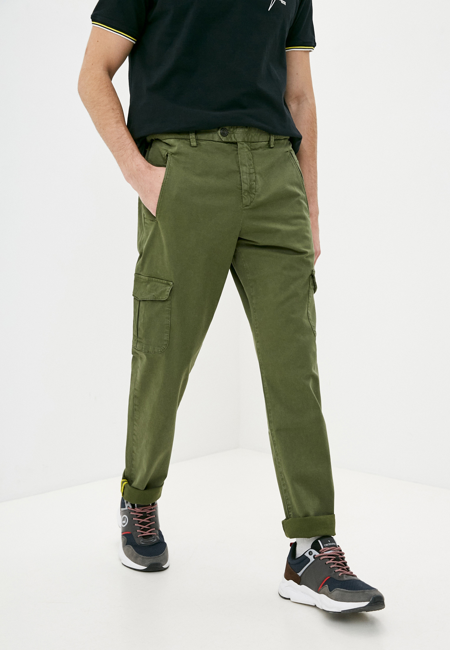 Мужские брюки Trussardi 52P00057-1T001426-H-001
