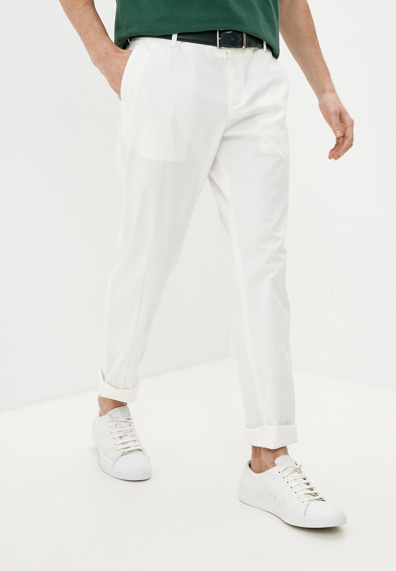 Мужские брюки Trussardi (Труссарди) Брюки Trussardi