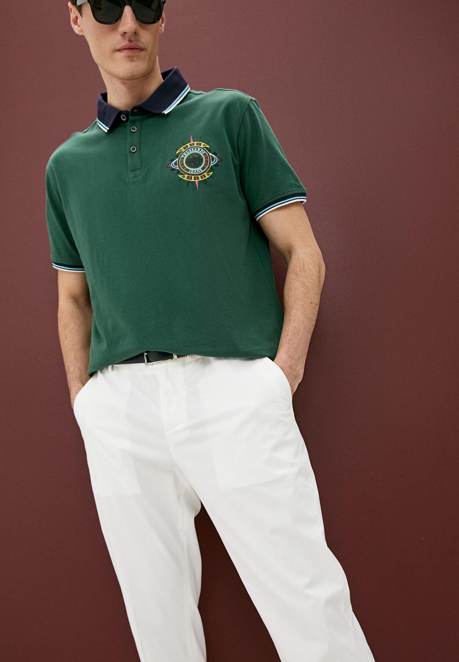 Мужские брюки Trussardi (Труссарди) 32P00110-1T091803: изображение 2