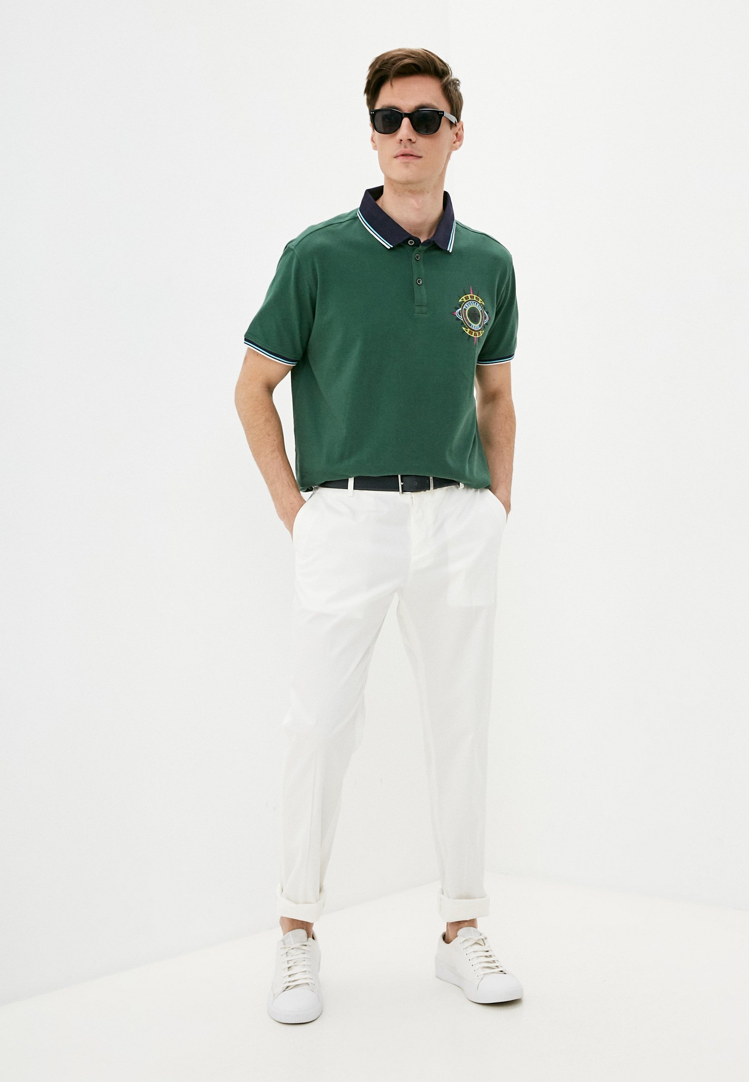 Мужские брюки Trussardi (Труссарди) 32P00110-1T091803: изображение 3