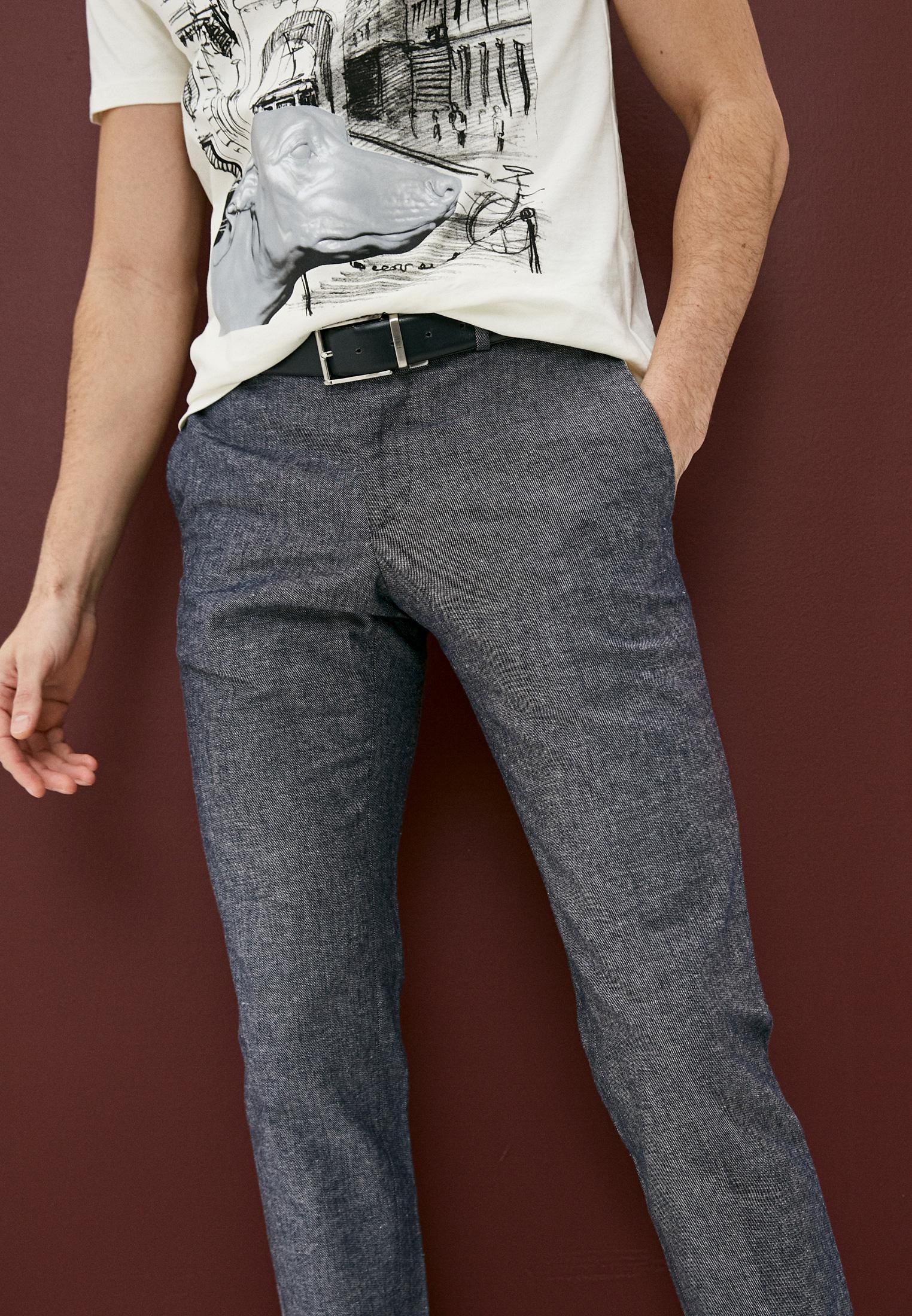 Мужские повседневные брюки Trussardi (Труссарди) 32P00120-1T002880: изображение 2
