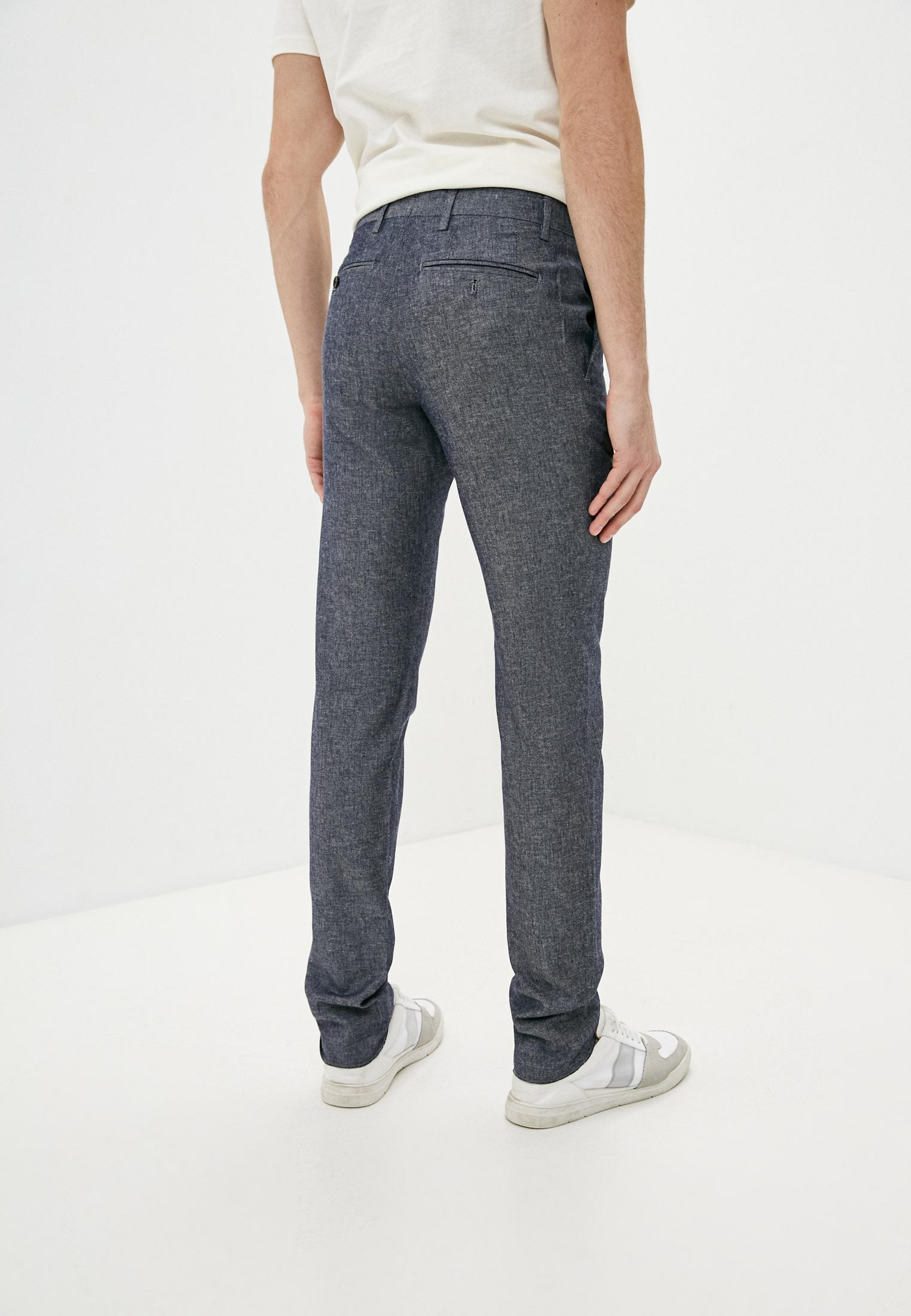 Мужские повседневные брюки Trussardi (Труссарди) 32P00120-1T002880: изображение 4