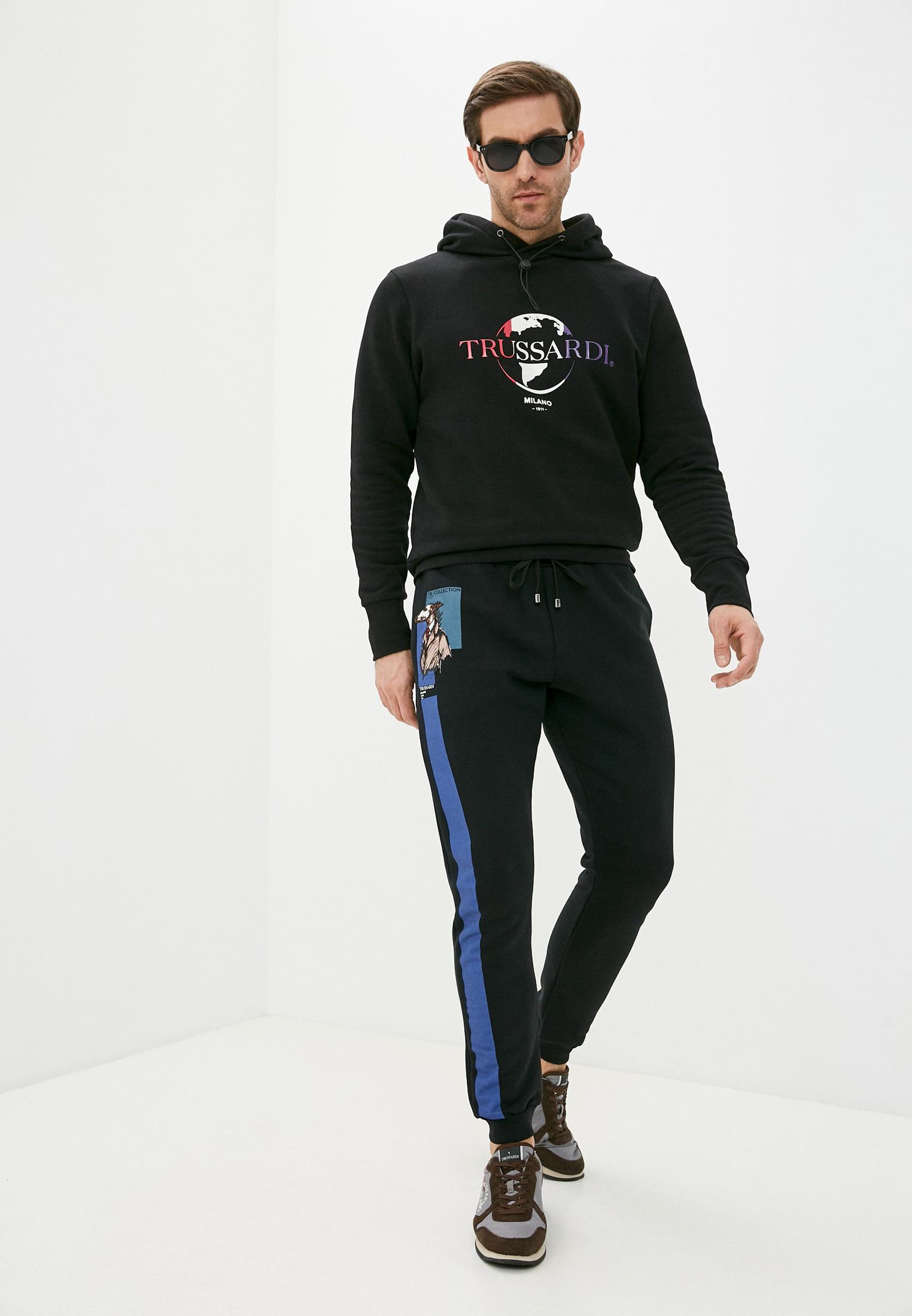 Мужские спортивные брюки Trussardi (Труссарди) 32P00124-1T002641: изображение 3