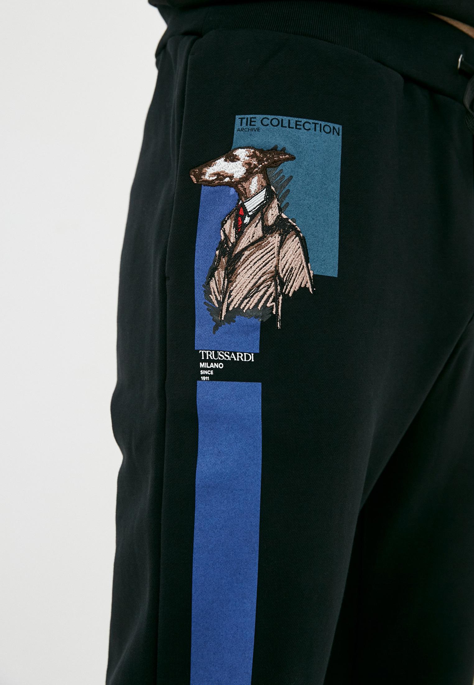 Мужские спортивные брюки Trussardi (Труссарди) 32P00124-1T002641: изображение 5