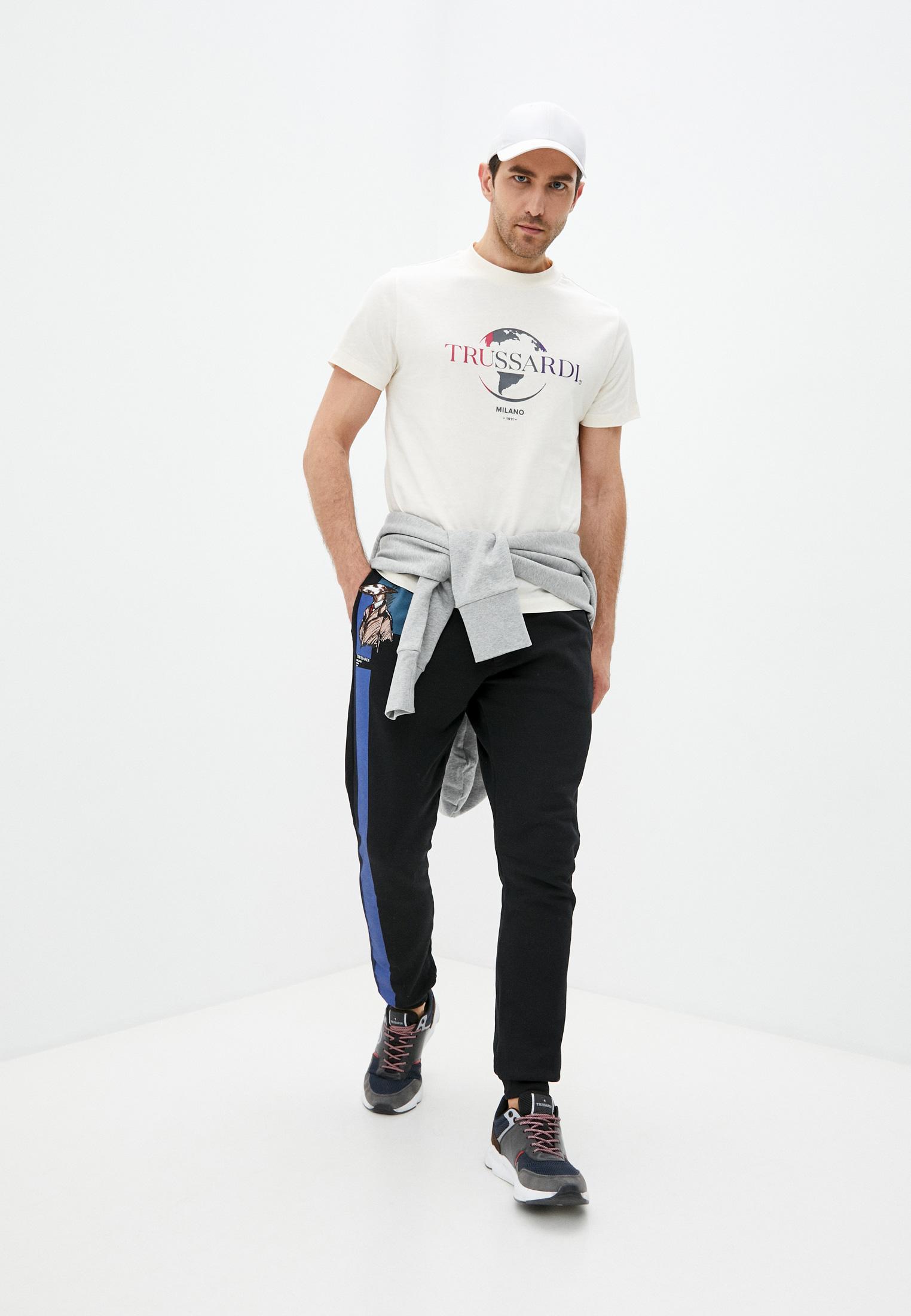 Мужские спортивные брюки Trussardi (Труссарди) 32P00124-1T002641: изображение 8
