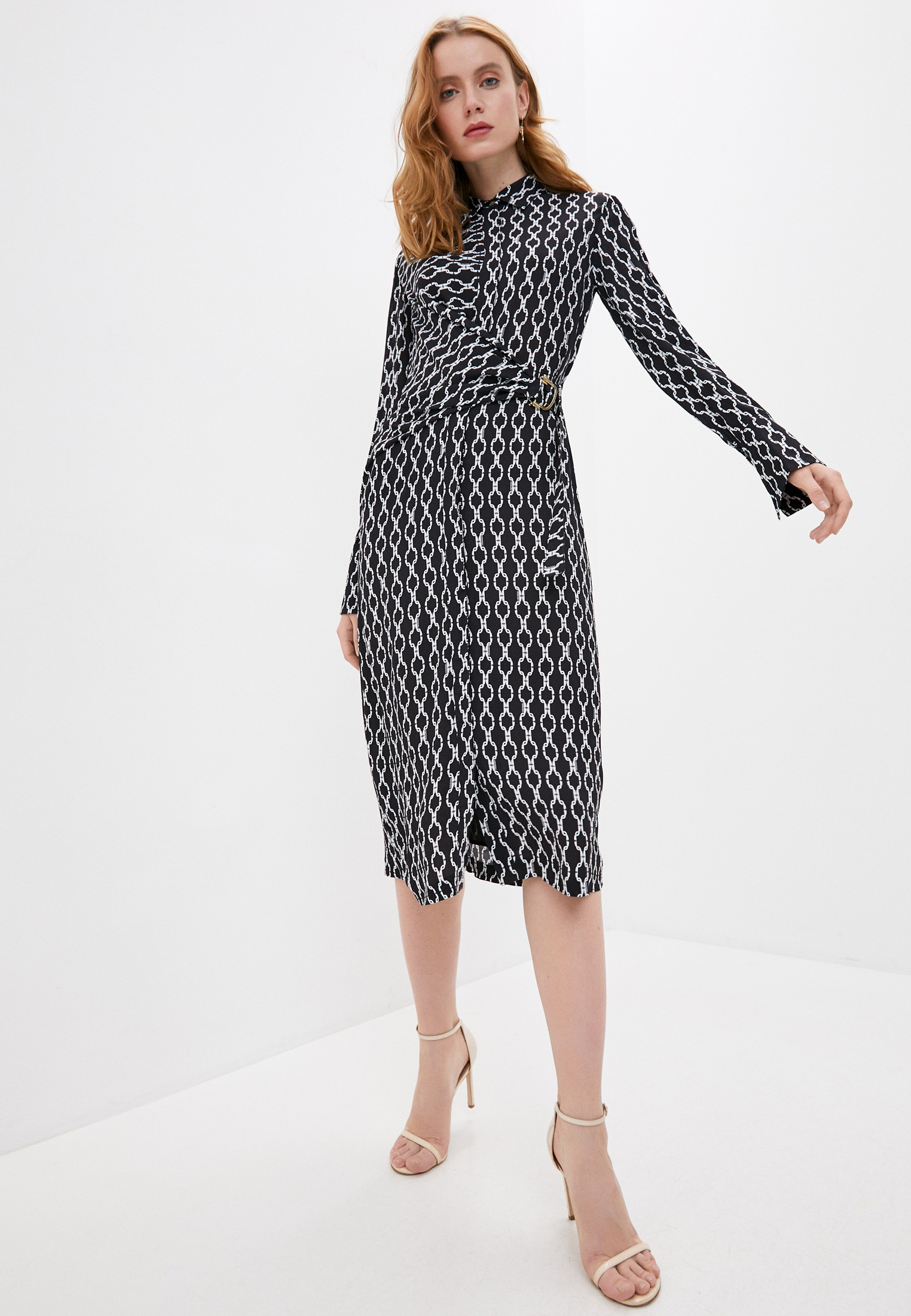 Повседневное платье Trussardi (Труссарди) 36D00141