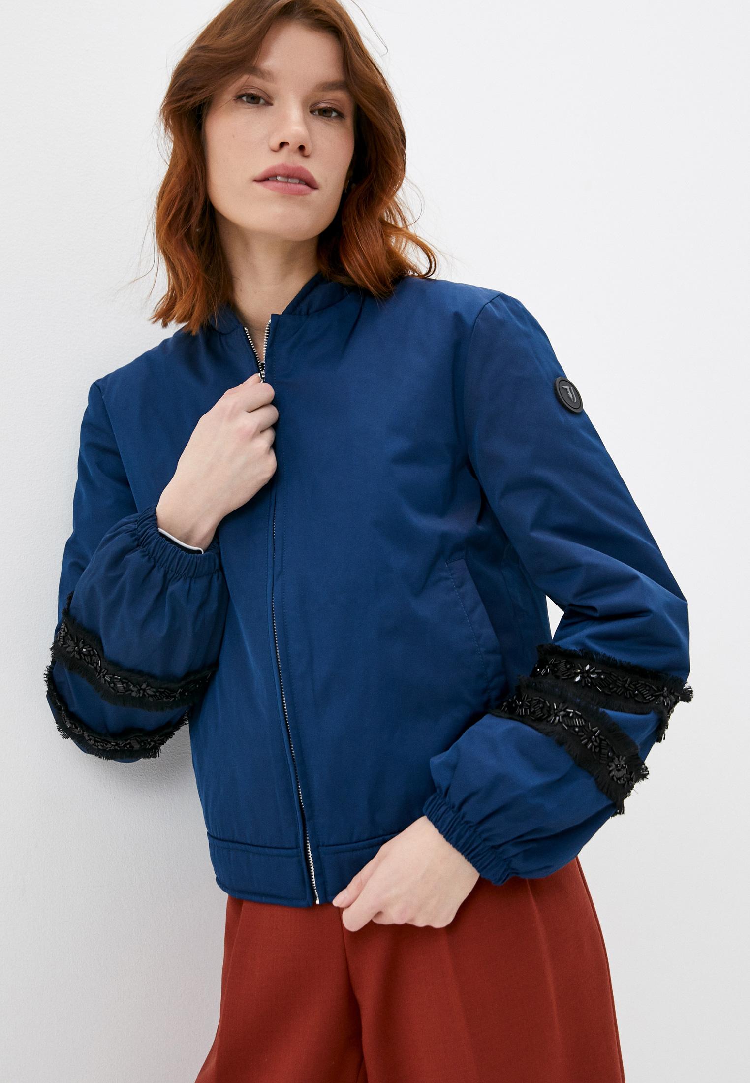 Утепленная куртка Trussardi (Труссарди) 56S00301-1T002143