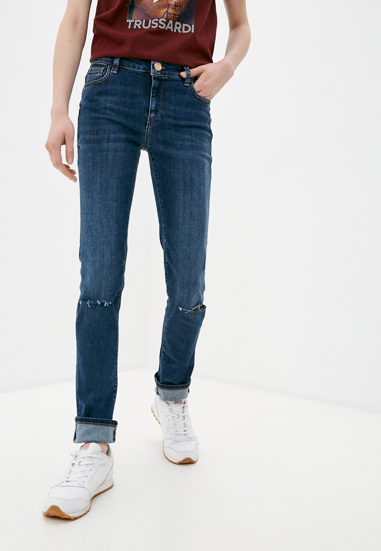 Прямые джинсы Trussardi (Труссарди) 56J00000-1T001531-C-005