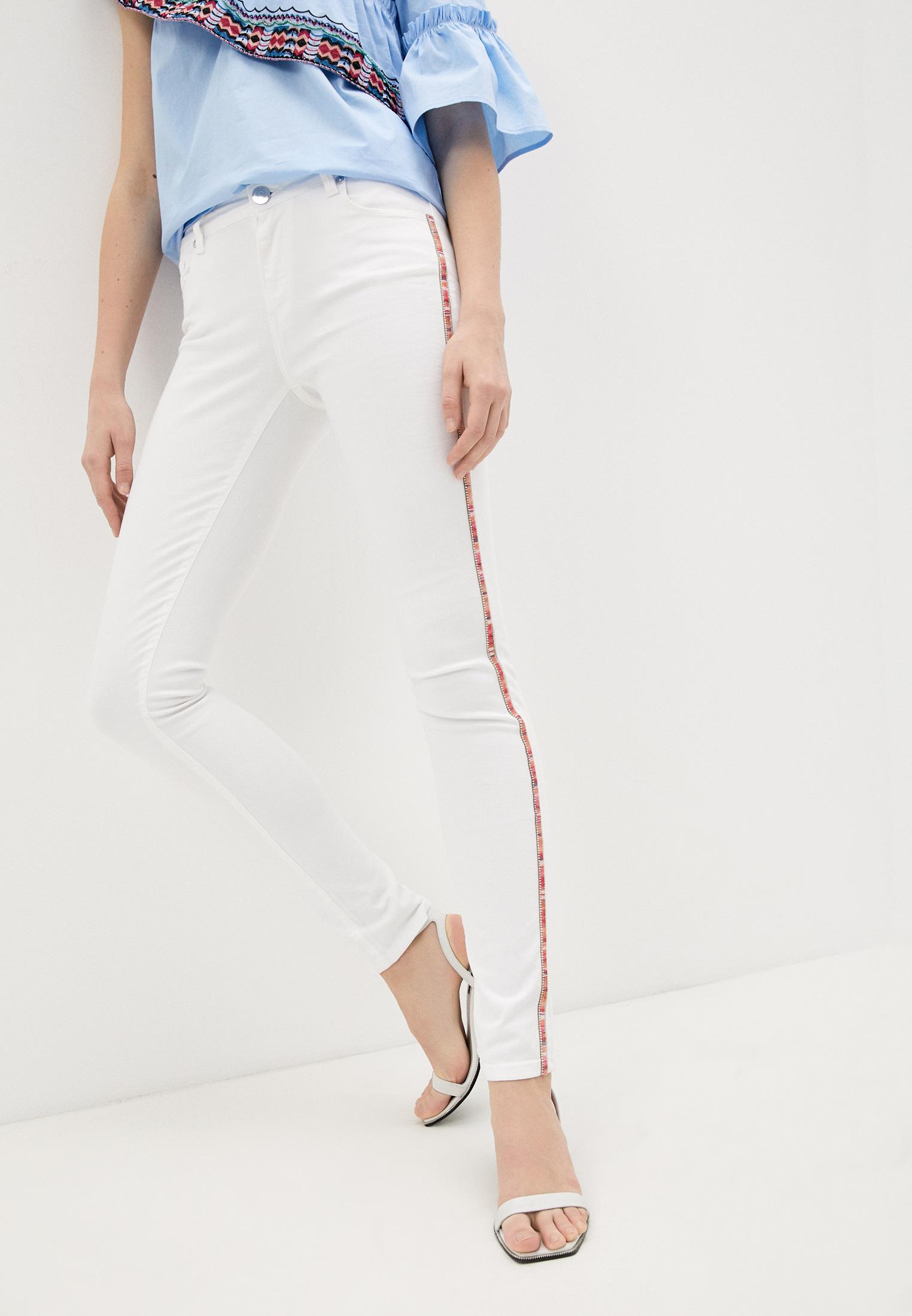 Зауженные джинсы Trussardi (Труссарди) 56J00003-1T002672-H-001