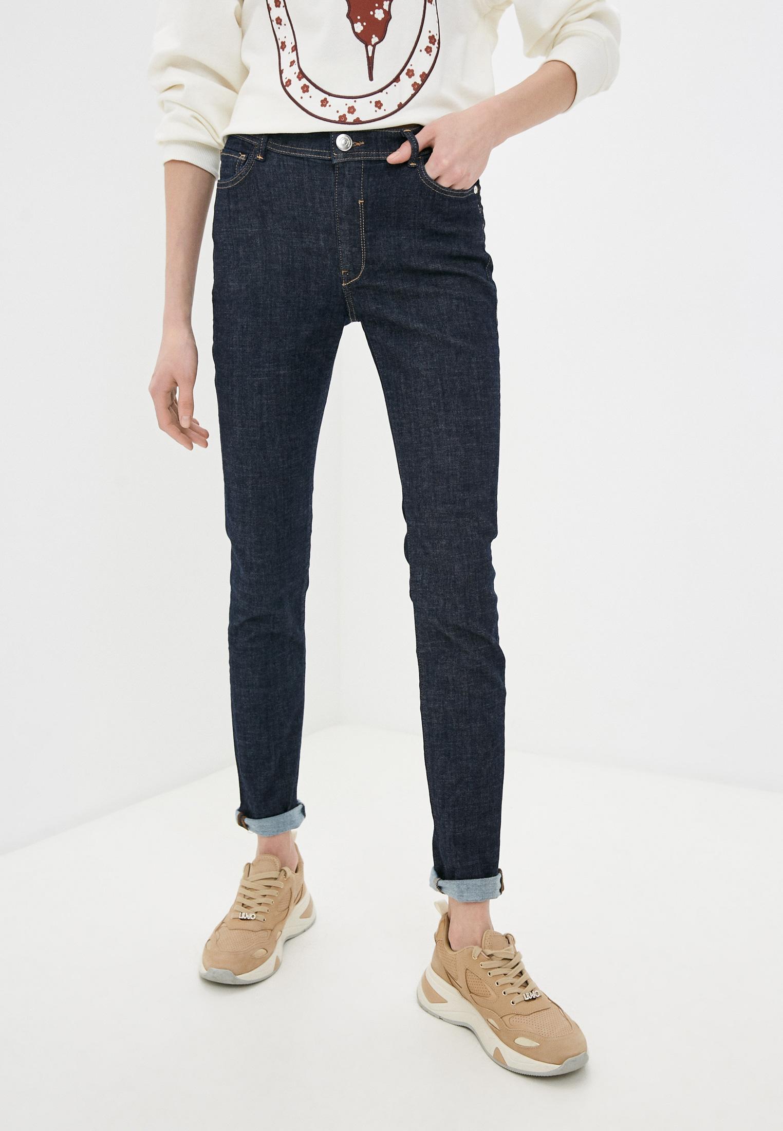 Зауженные джинсы Trussardi (Труссарди) 56J00005-1T002365-A-002