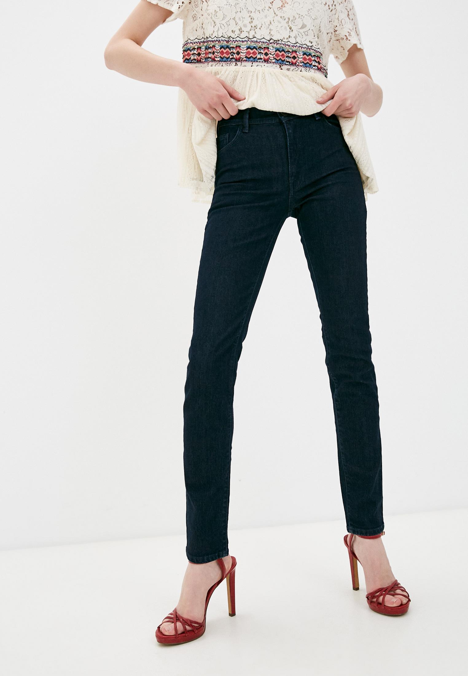 Прямые джинсы Trussardi (Труссарди) 56J00005-1T003118-A-003