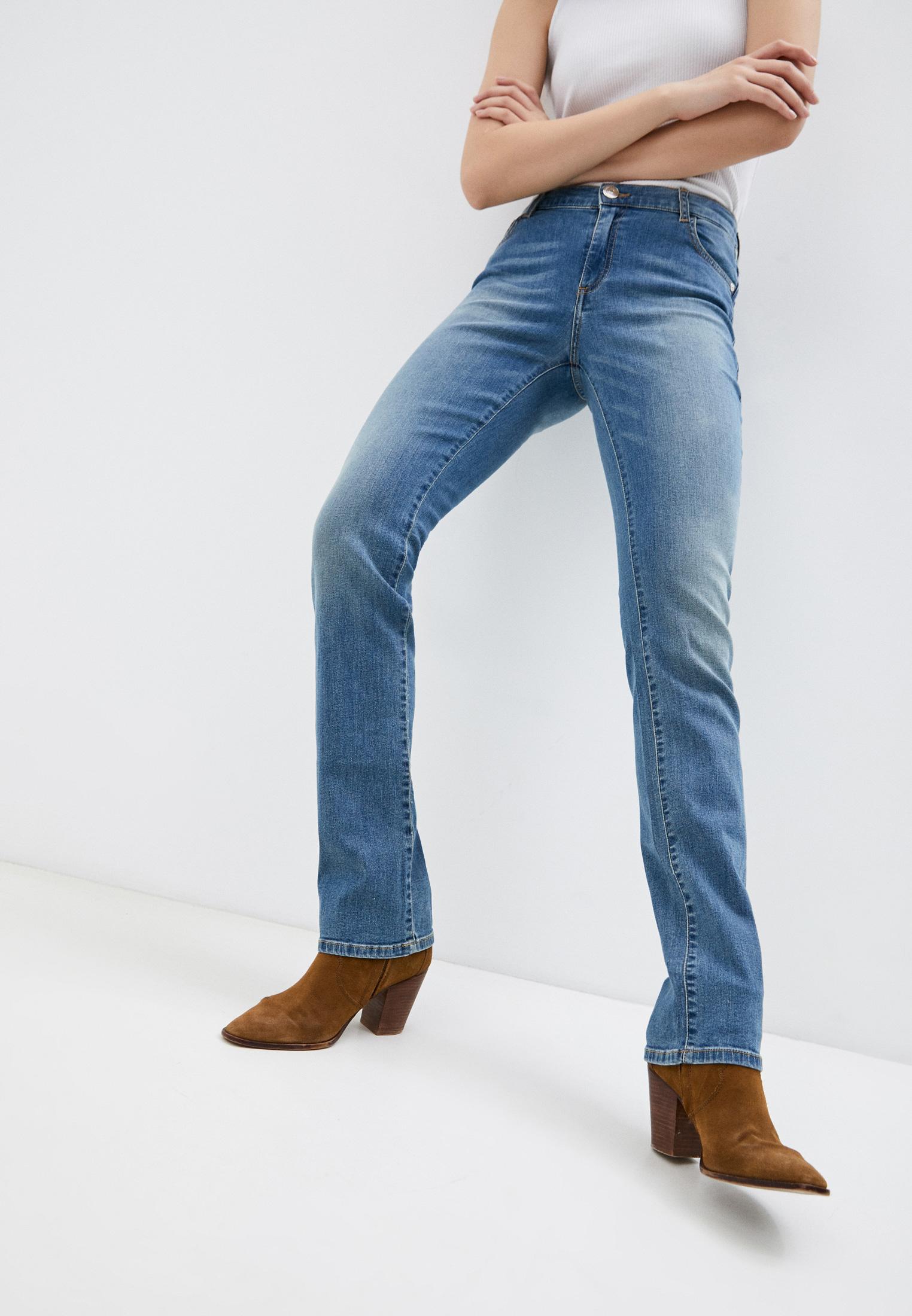 Прямые джинсы Trussardi (Труссарди) 56J00007-1T002364-D-021