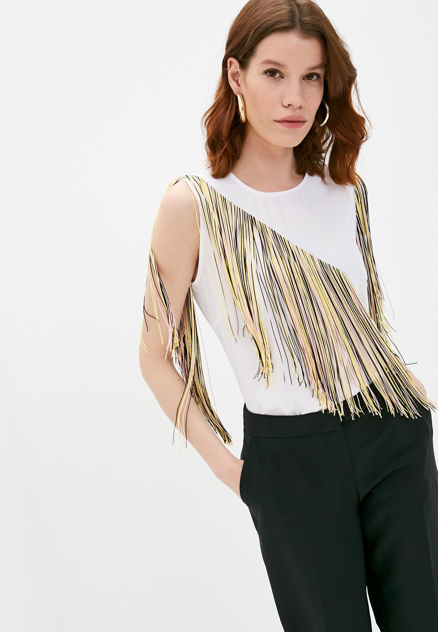 Блуза Trussardi (Труссарди) Блуза Trussardi