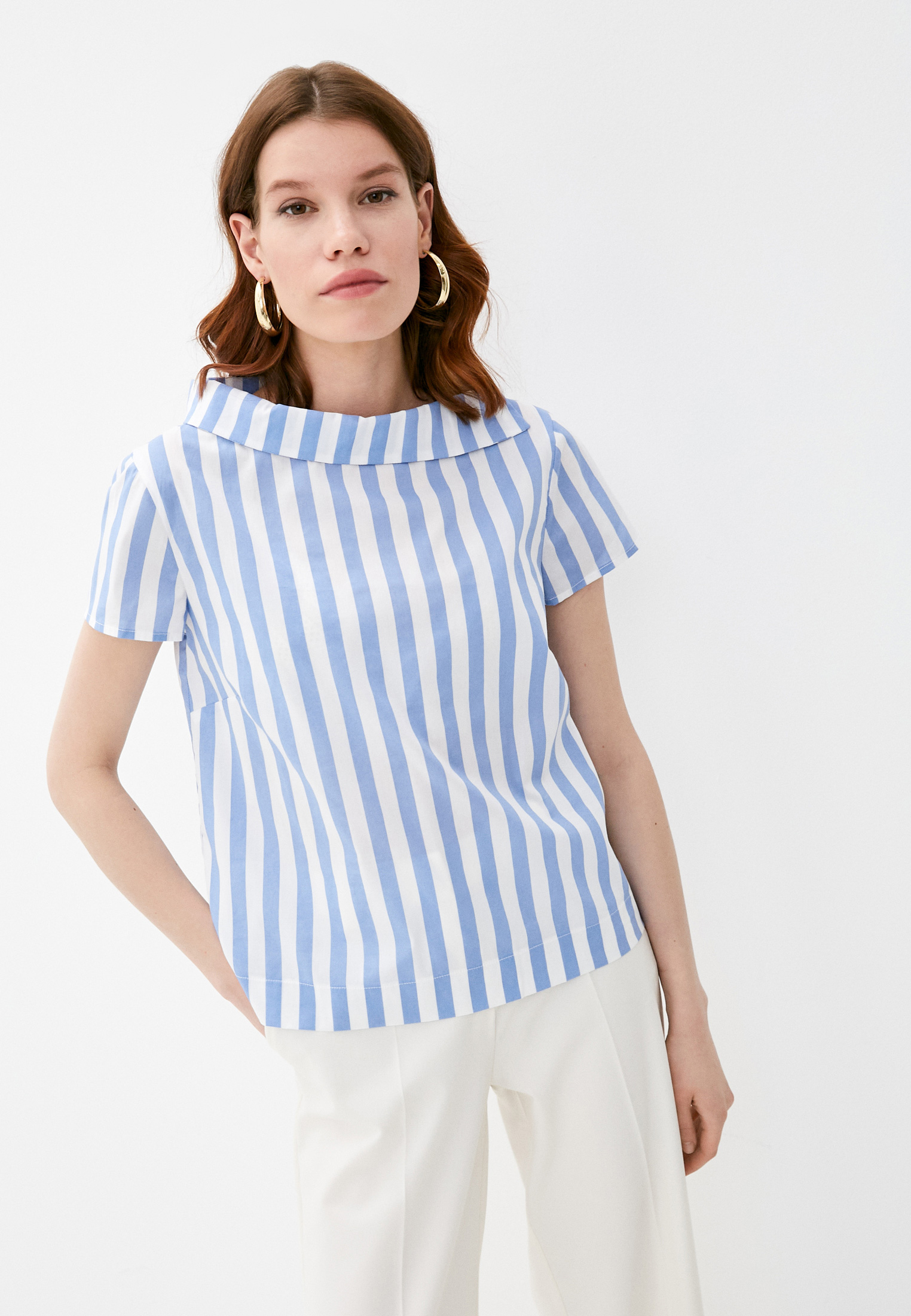 Блуза Trussardi (Труссарди) 56C00208-1T002304