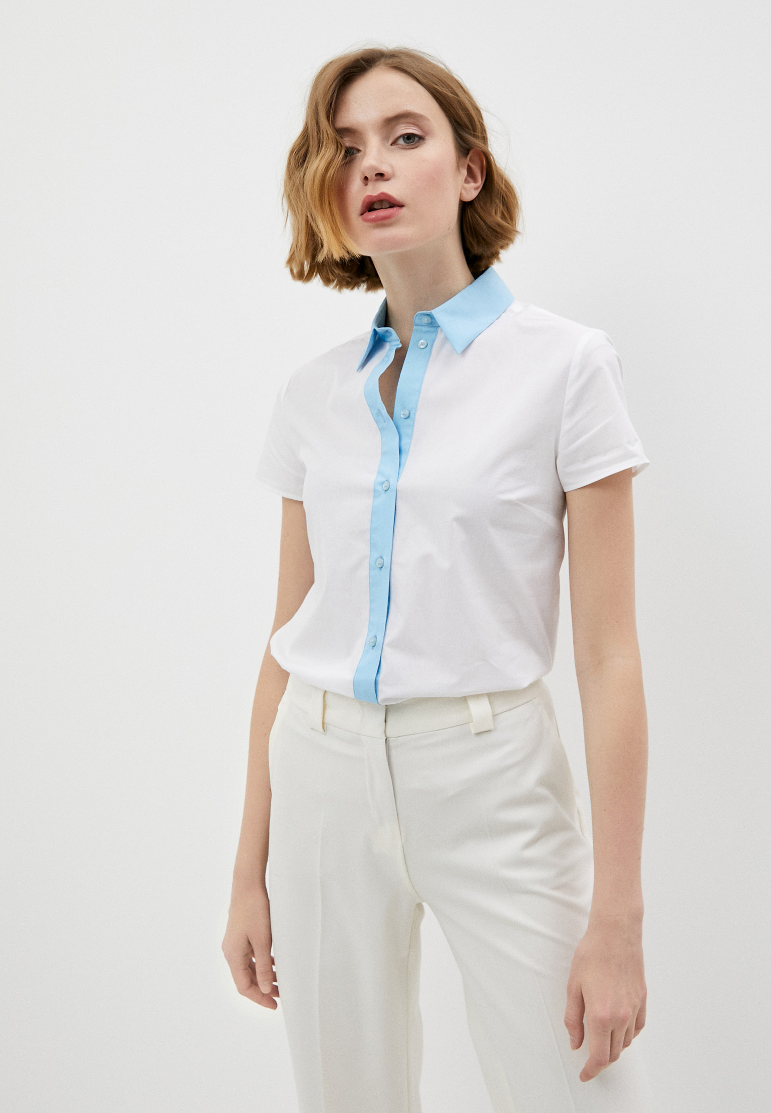 Блуза Trussardi (Труссарди) 56C00210-1T002391