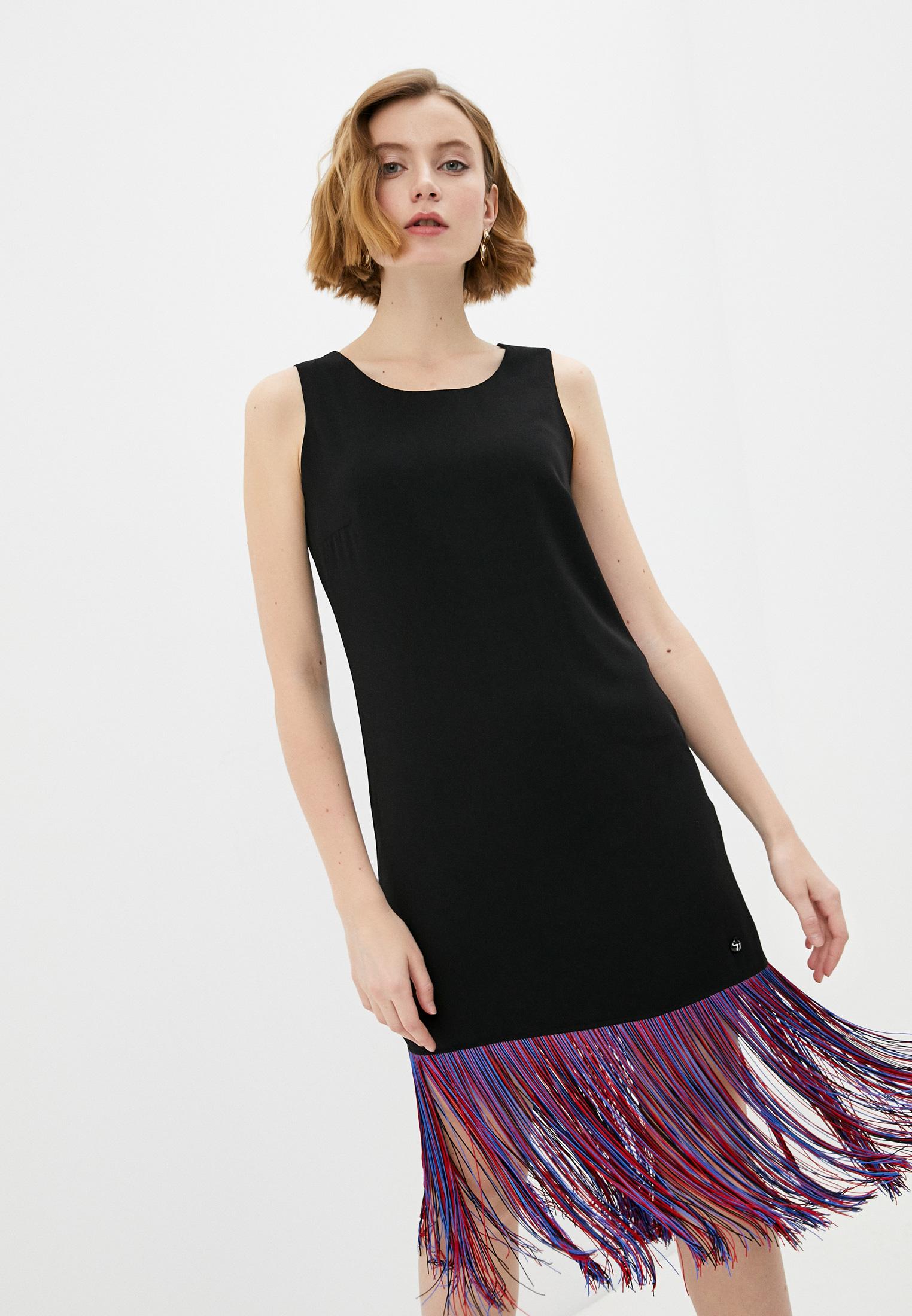 Повседневное платье Trussardi (Труссарди) 56D00213-1T002303