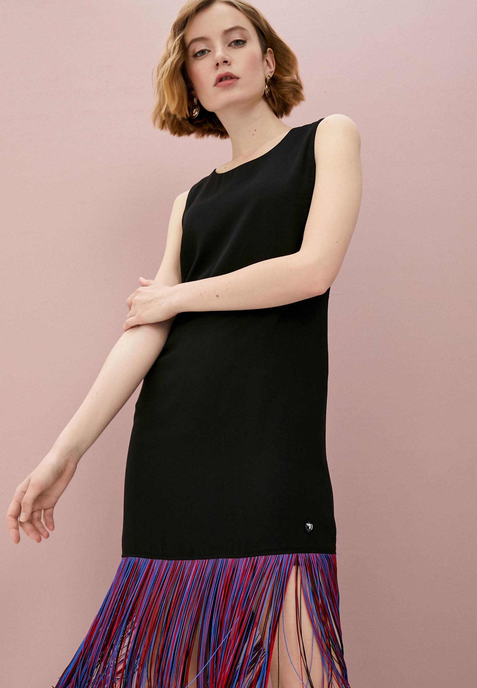 Повседневное платье Trussardi (Труссарди) 56D00213-1T002303: изображение 2