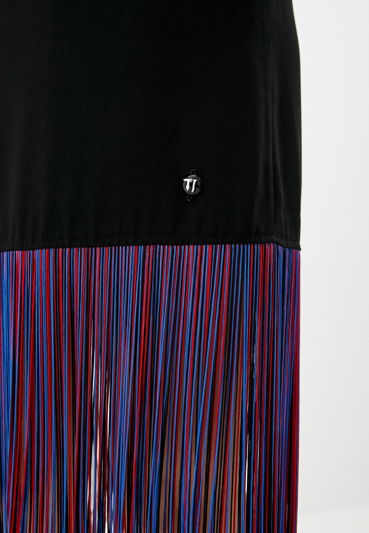 Повседневное платье Trussardi (Труссарди) 56D00213-1T002303: изображение 5