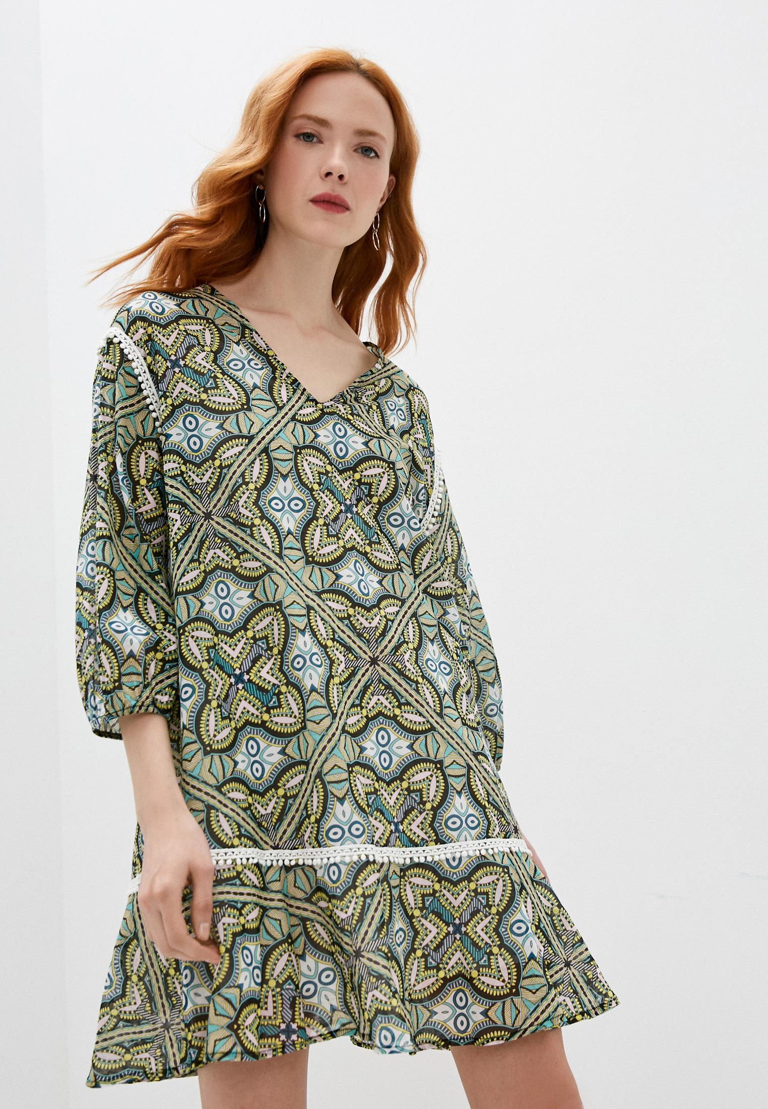 Повседневное платье Trussardi (Труссарди) 56D00229-1T002553