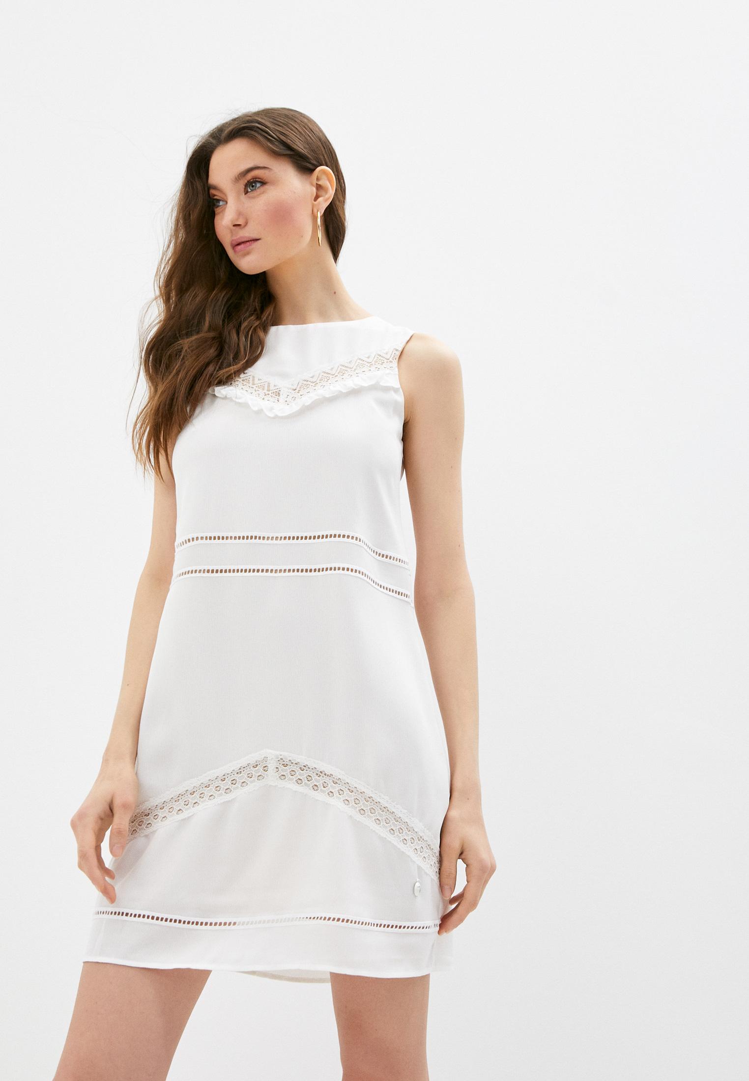 Повседневное платье Trussardi (Труссарди) 56D00234-1T002288