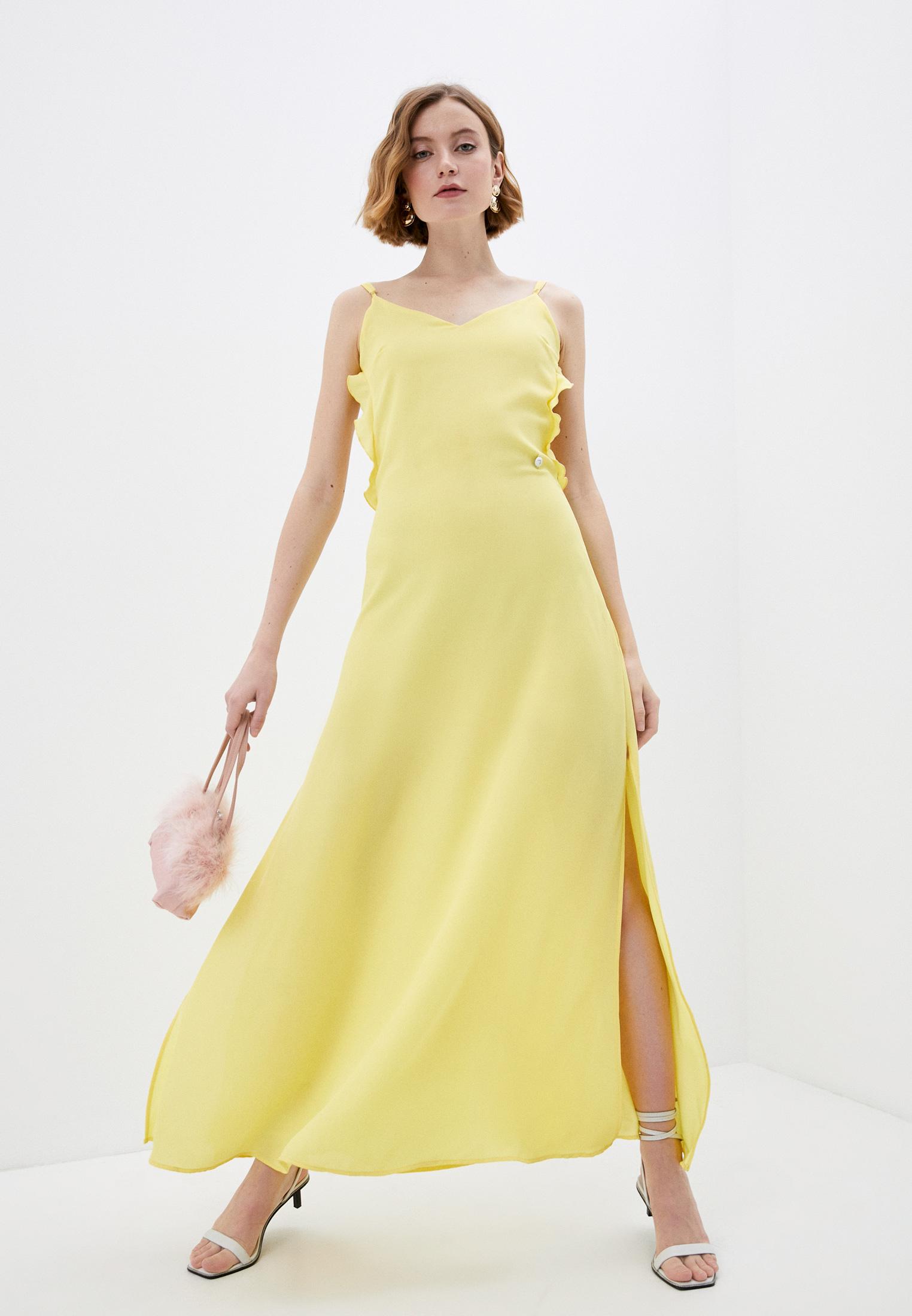Повседневное платье Trussardi (Труссарди) 56D00235-1T002288