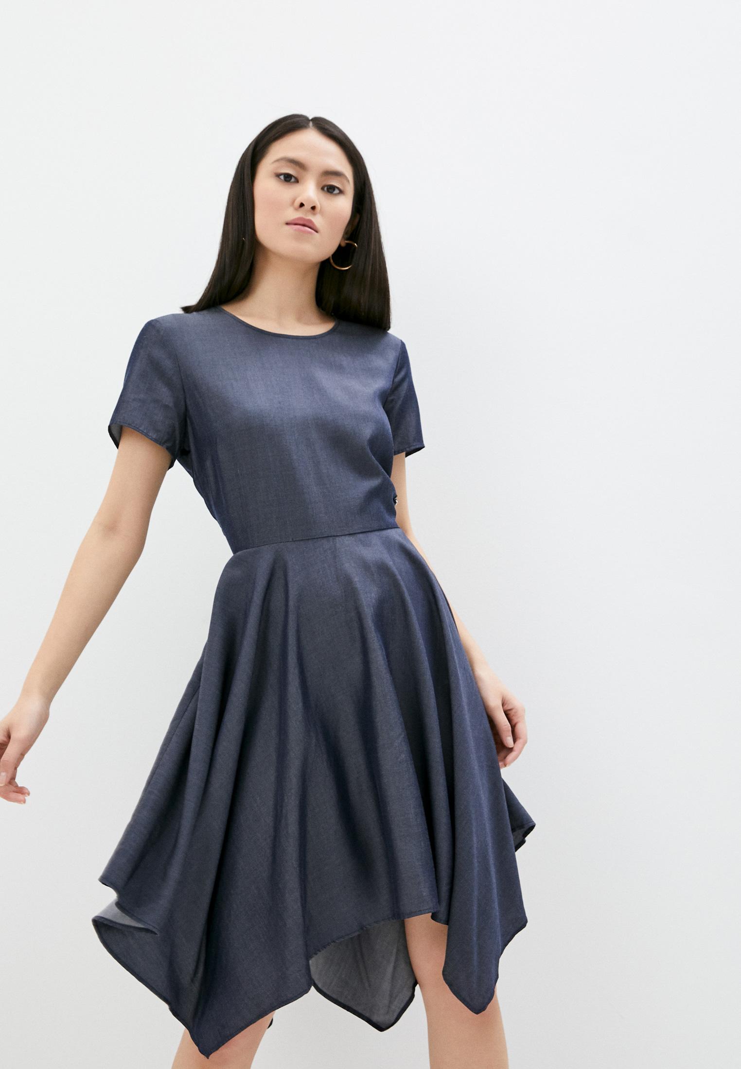 Повседневное платье Trussardi (Труссарди) 56D00238-1T000624