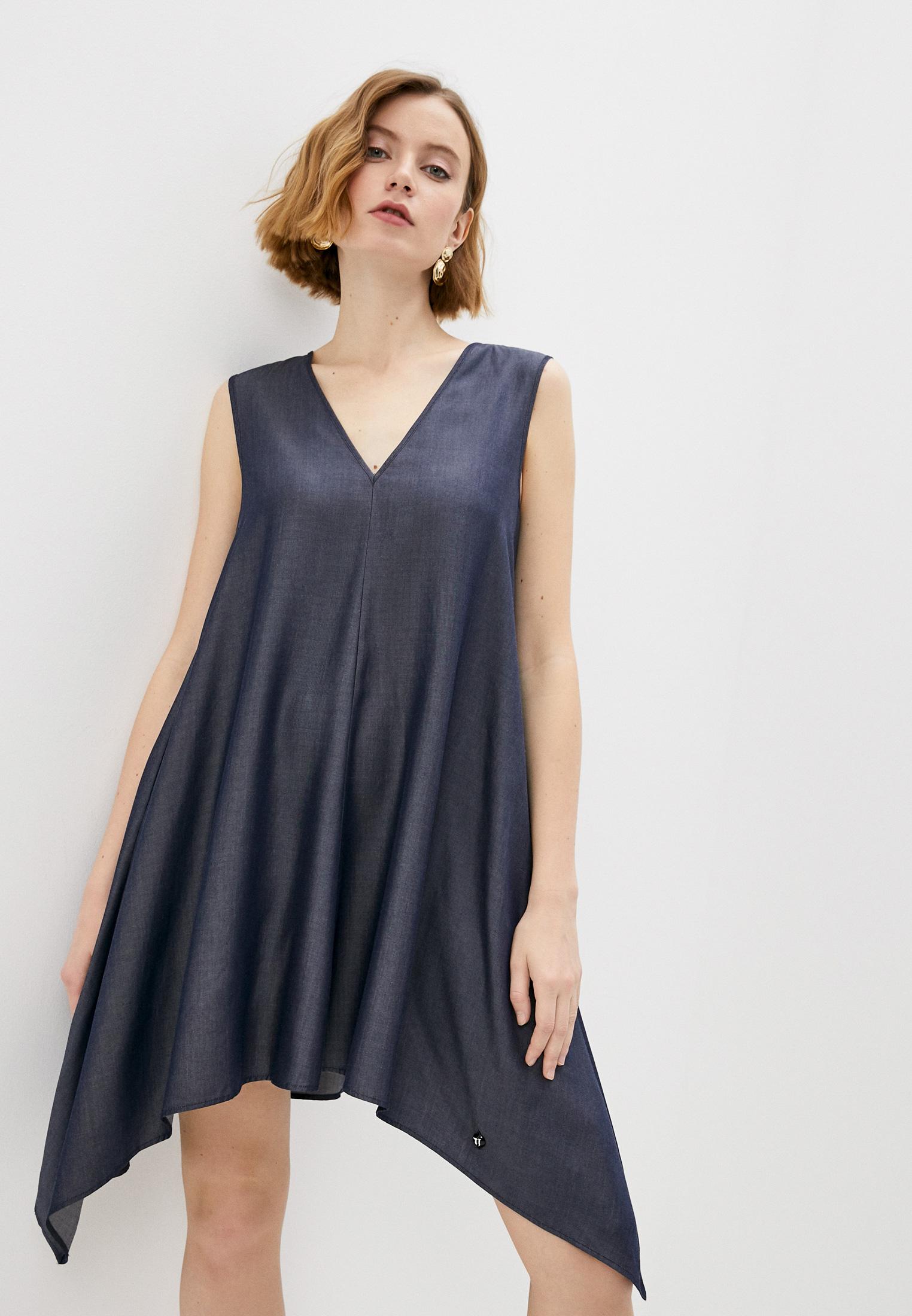 Повседневное платье Trussardi (Труссарди) Платье Trussardi