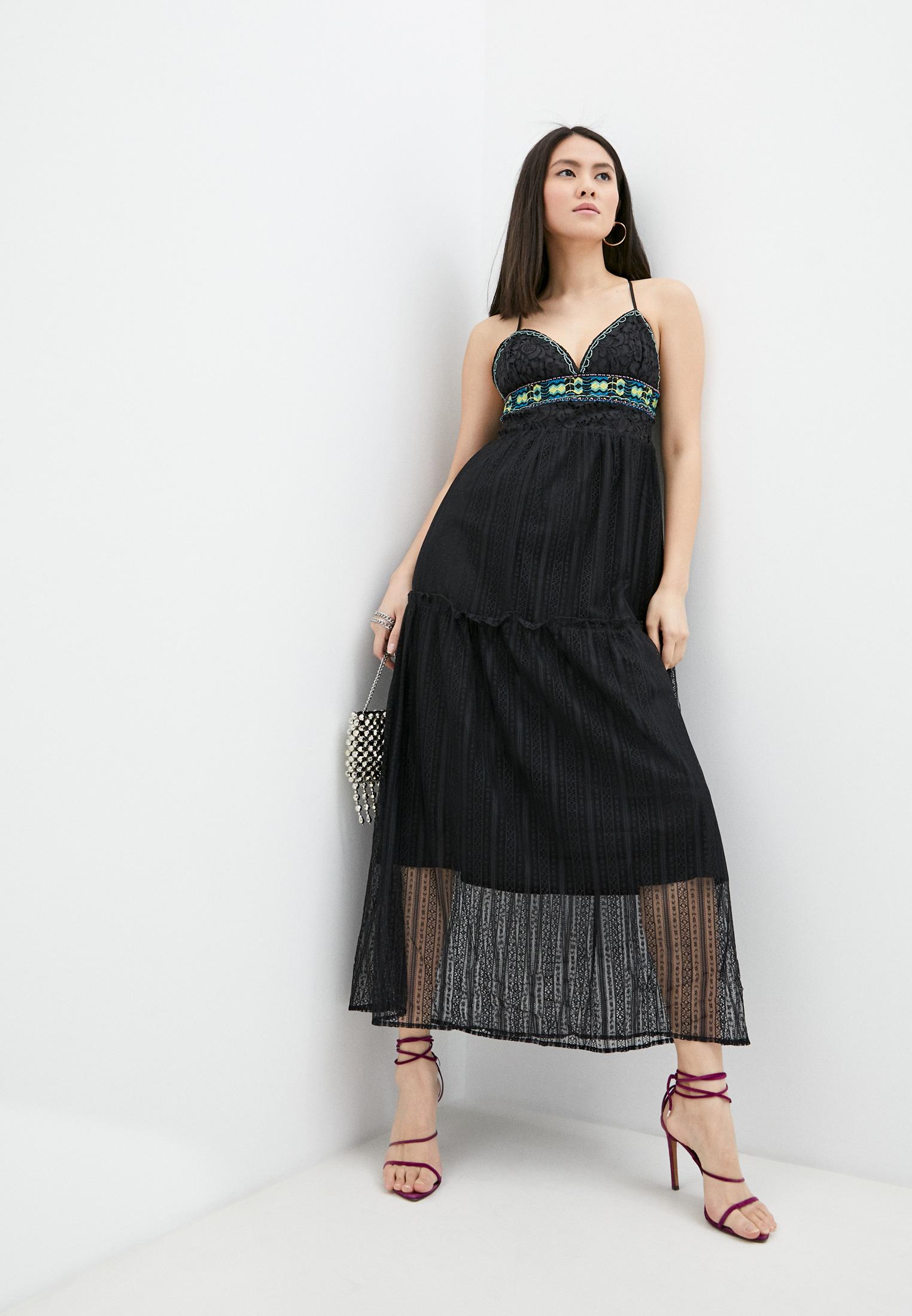 Повседневное платье Trussardi (Труссарди) 56D00241-1T002280