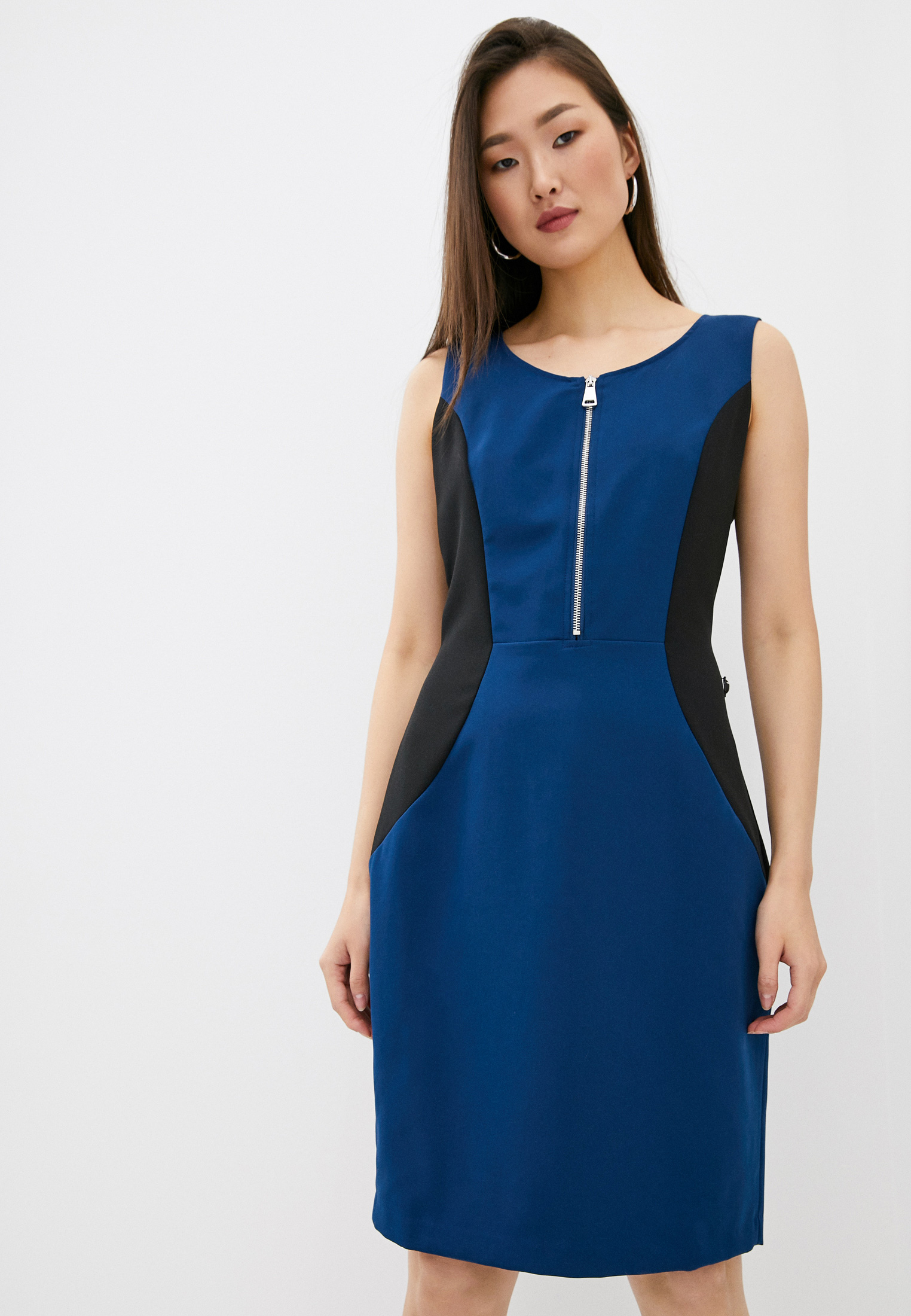Повседневное платье Trussardi (Труссарди) 56D00268-1T002593
