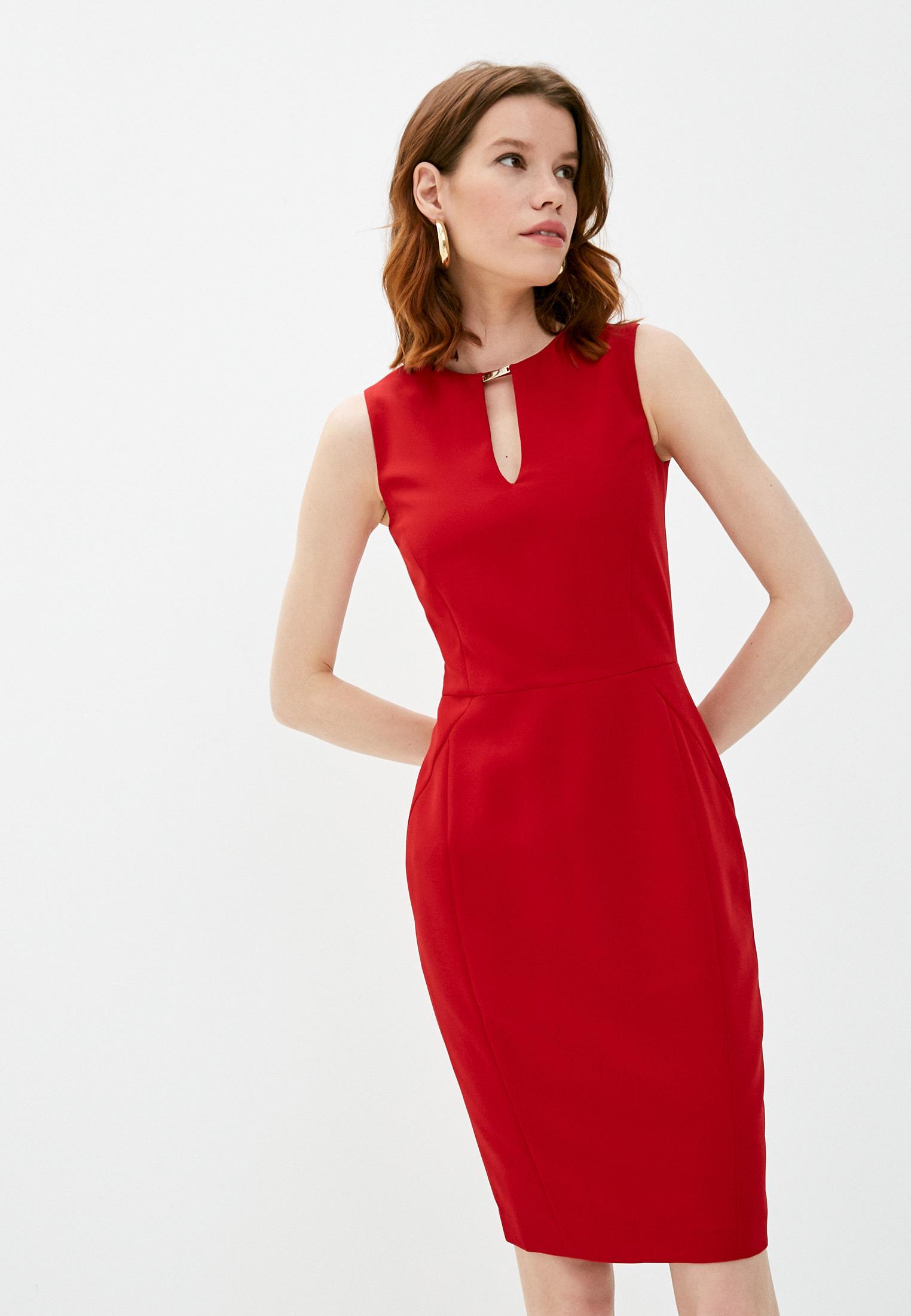 Платье Trussardi (Труссарди) 56D00275-1T002800