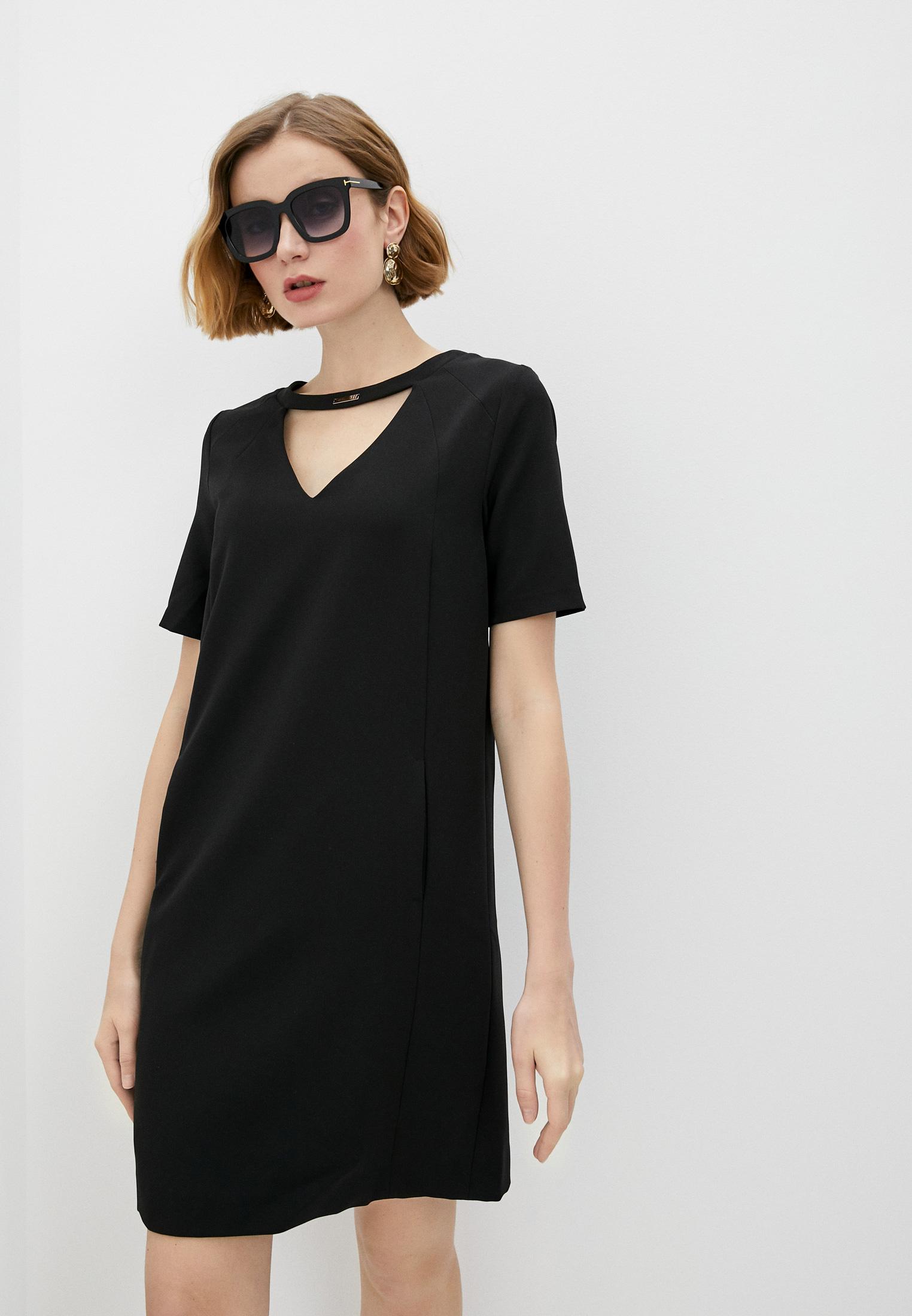 Повседневное платье Trussardi (Труссарди) 56D00308-1T002800