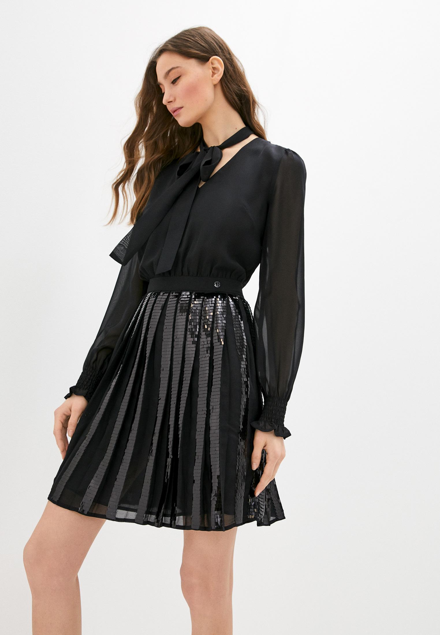 Повседневное платье Trussardi (Труссарди) 56D00313-1T003075