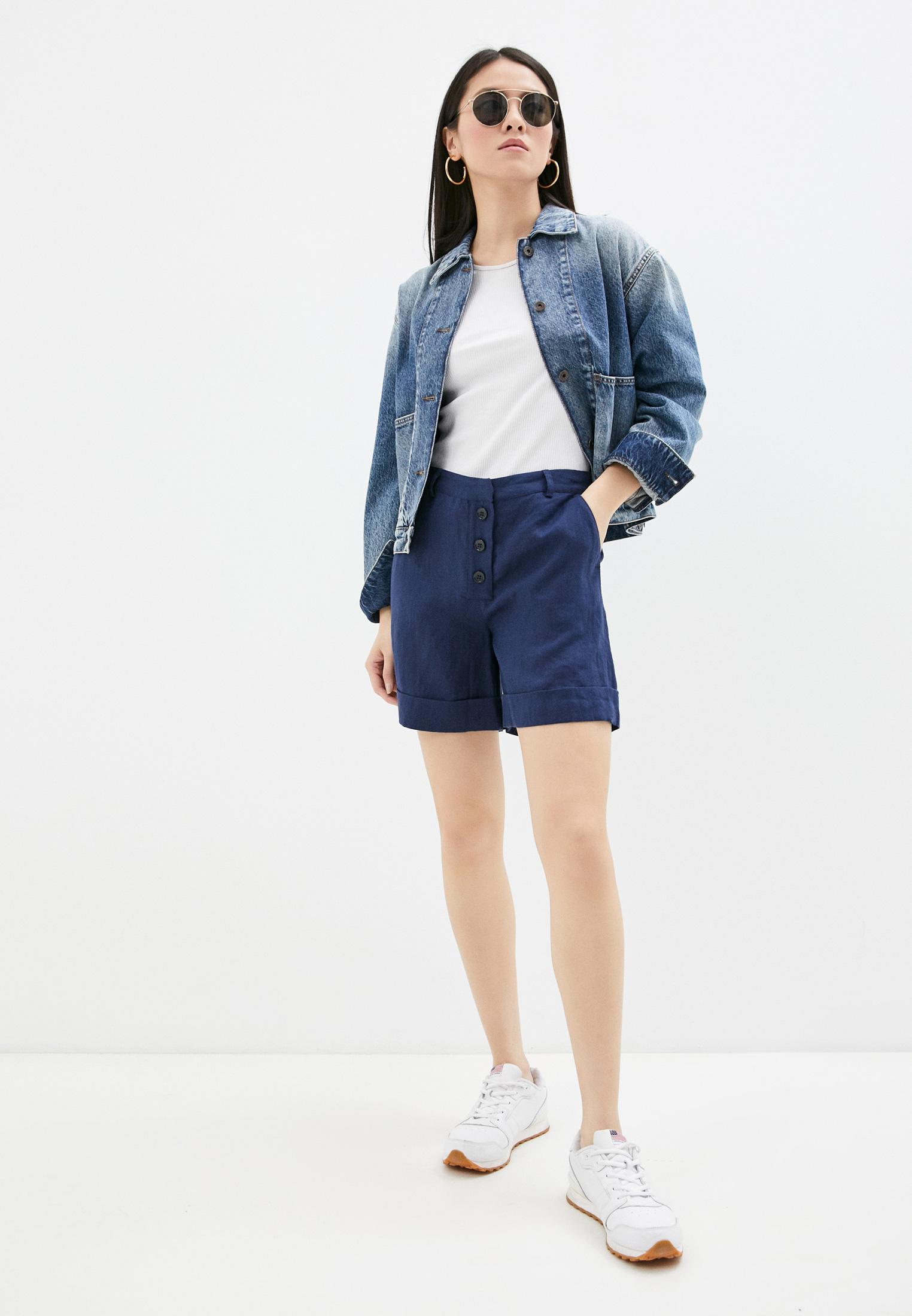 Женские повседневные шорты Trussardi (Труссарди) 56P00136-1T002276: изображение 3