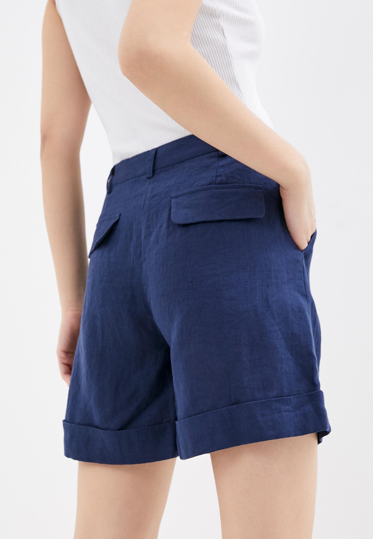 Женские повседневные шорты Trussardi (Труссарди) 56P00136-1T002276: изображение 4