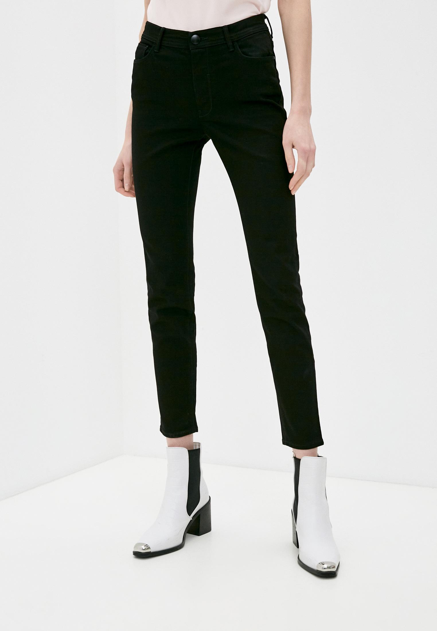 Зауженные джинсы Trussardi (Труссарди) 36J00016-1T002720-A-001