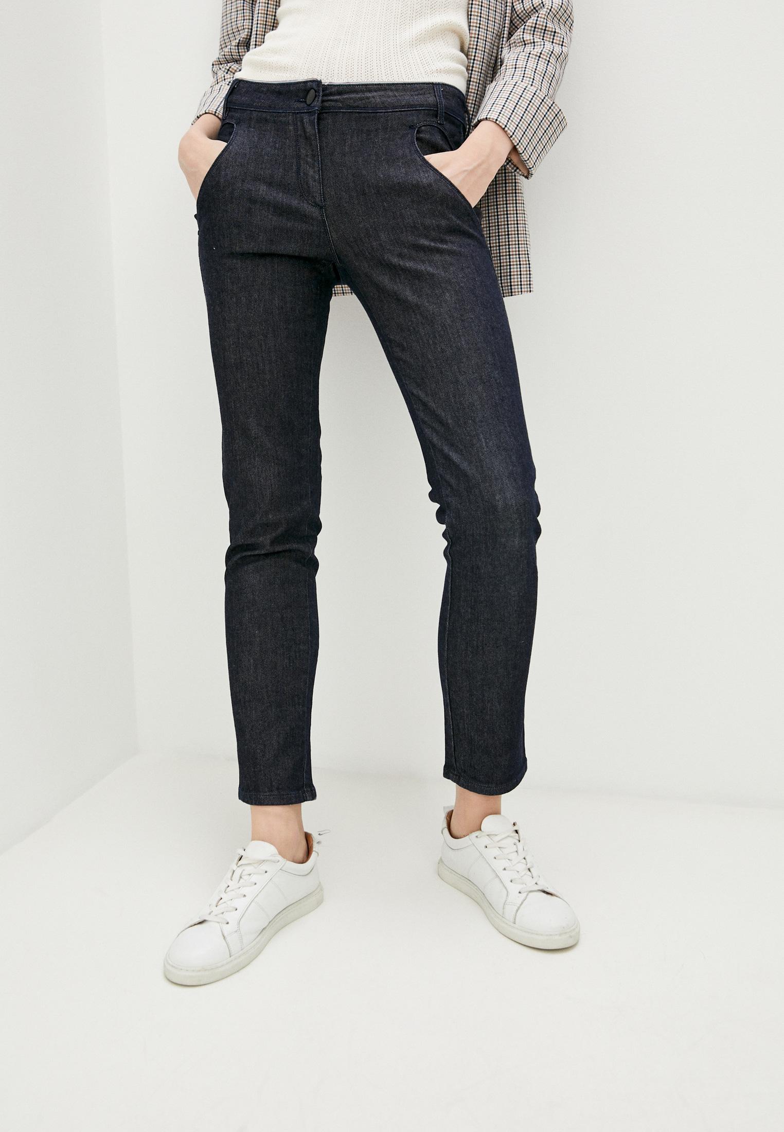 Широкие и расклешенные джинсы Trussardi (Труссарди) 36J00036-1T002717-A-001