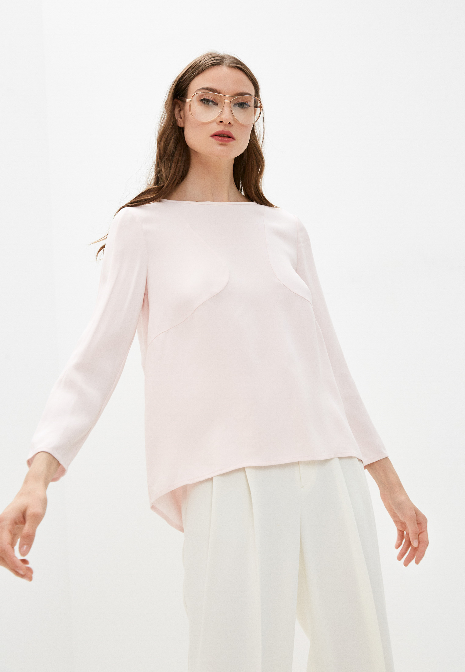 Блуза Trussardi (Труссарди) 36C00079-1T002600