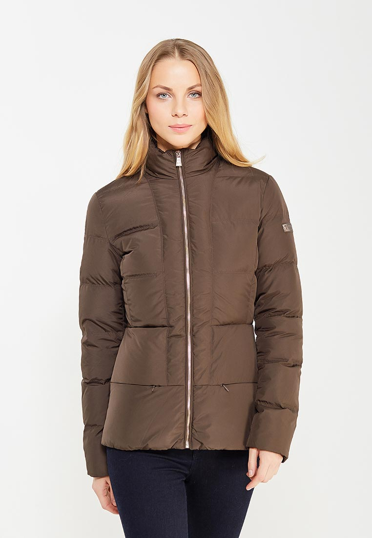 Утепленная куртка Trussardi Collection EXVER MAIOLO