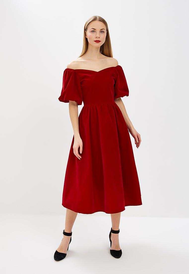 Вечернее / коктейльное платье TrendyAngel TAFW19D0085NY