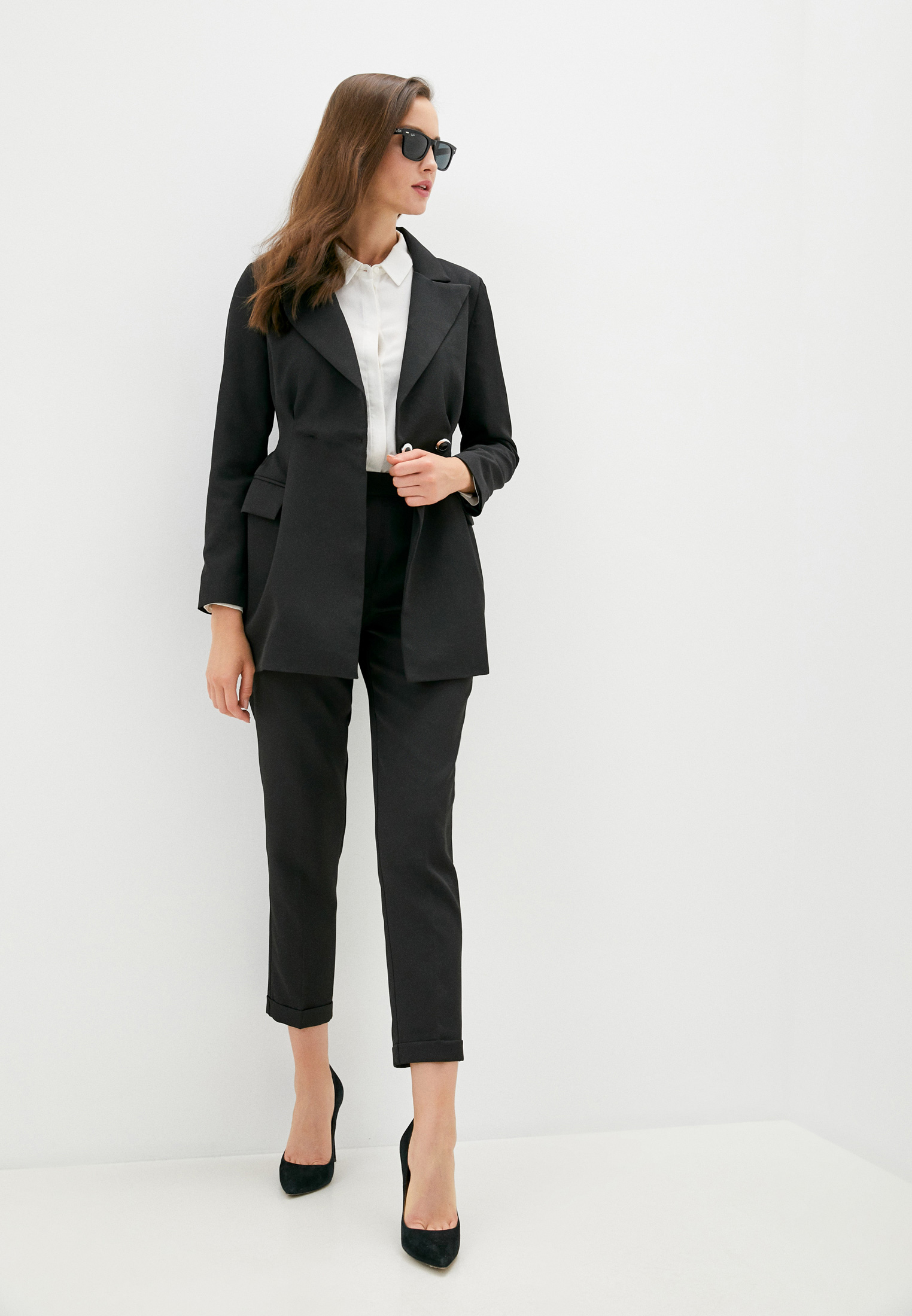 Костюм с брюками TrendyAngel ТАO20T0023