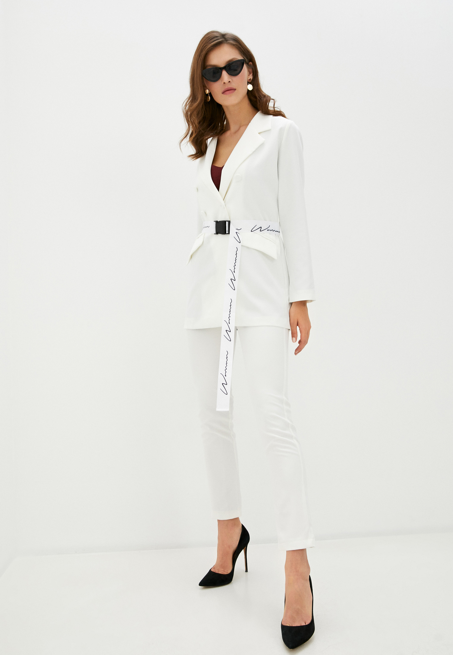 Костюм с брюками TrendyAngel ТАO20Т0043